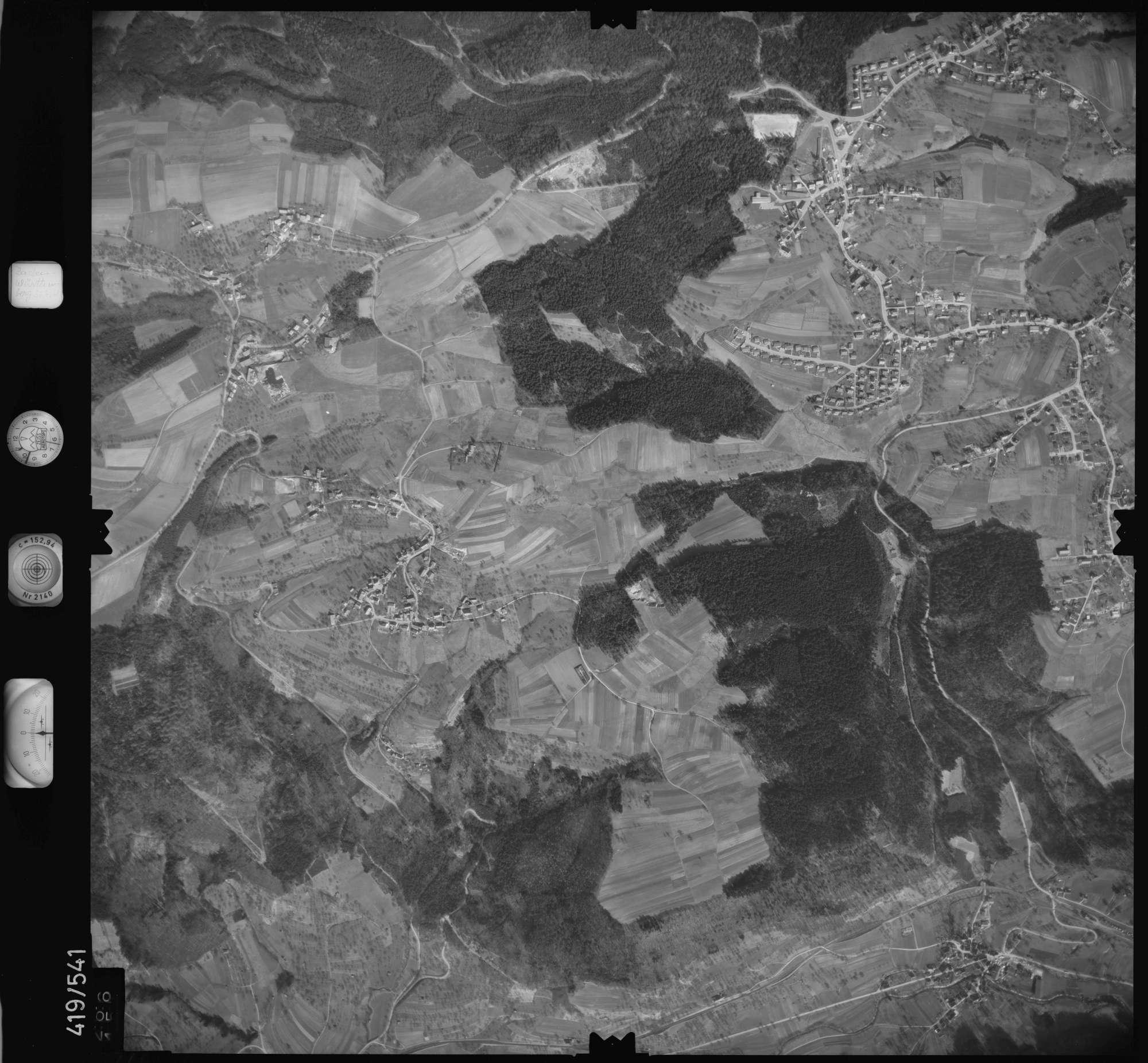 Luftbild: Film 6 Bildnr. 266, Bild 1