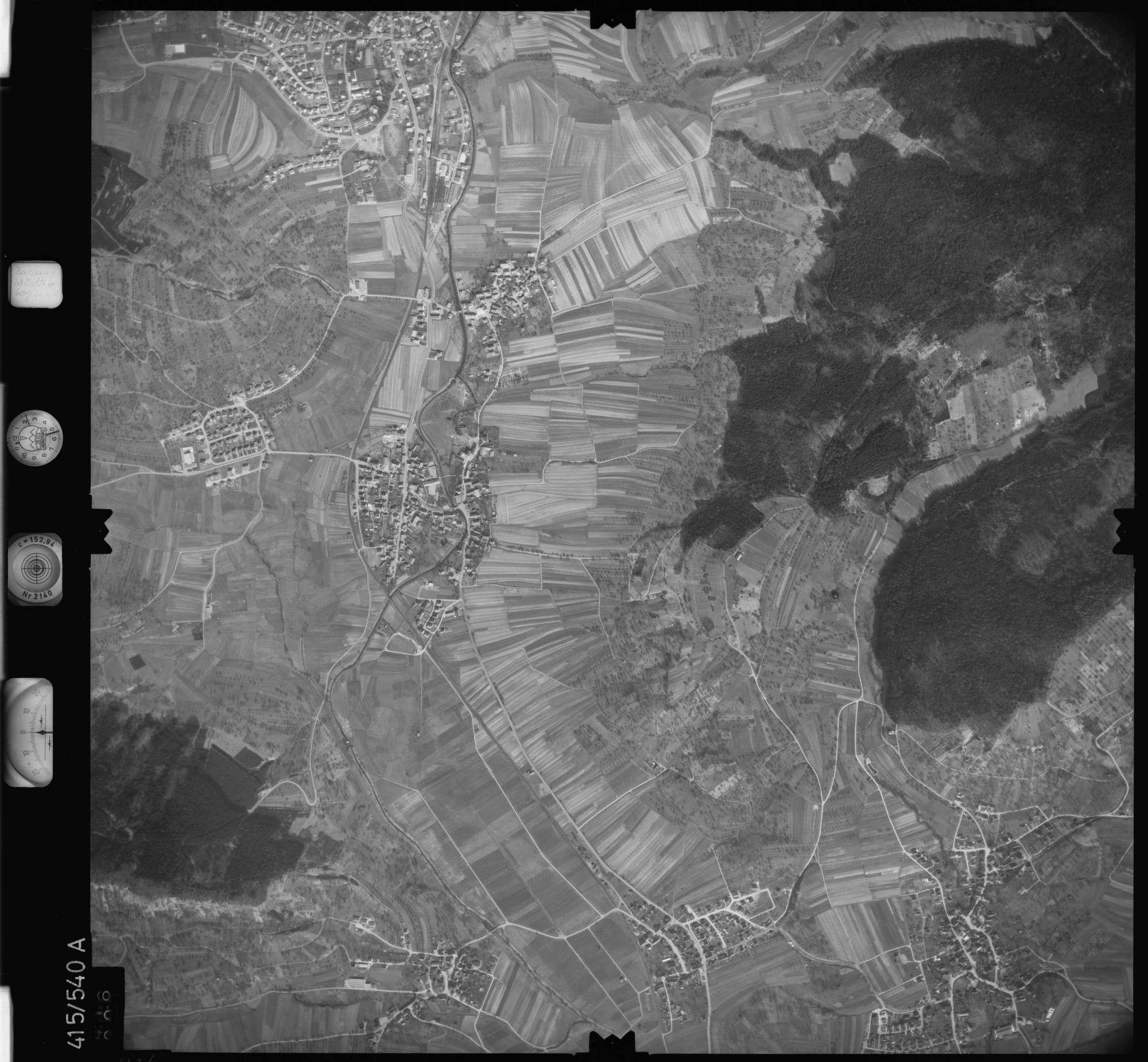 Luftbild: Film 6 Bildnr. 416, Bild 1