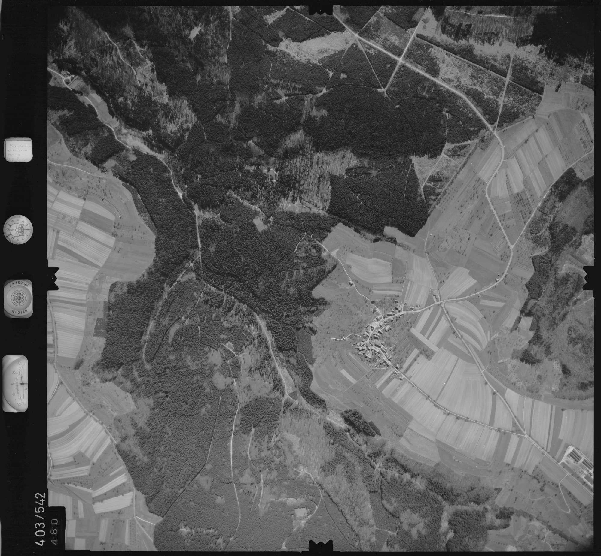 Luftbild: Film 10 Bildnr. 480, Bild 1