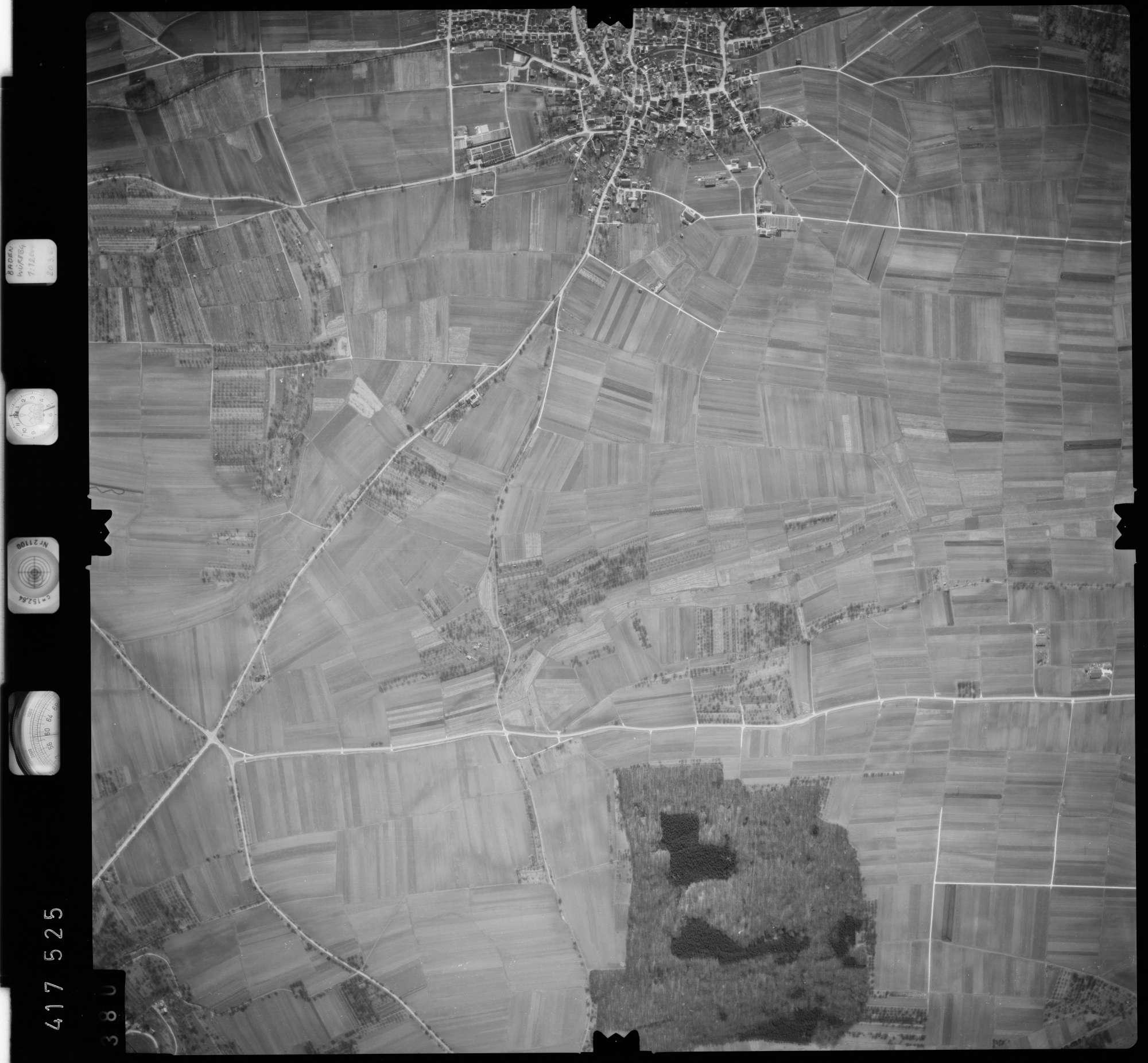 Luftbild: Film 2 Bildnr. 380, Bild 1
