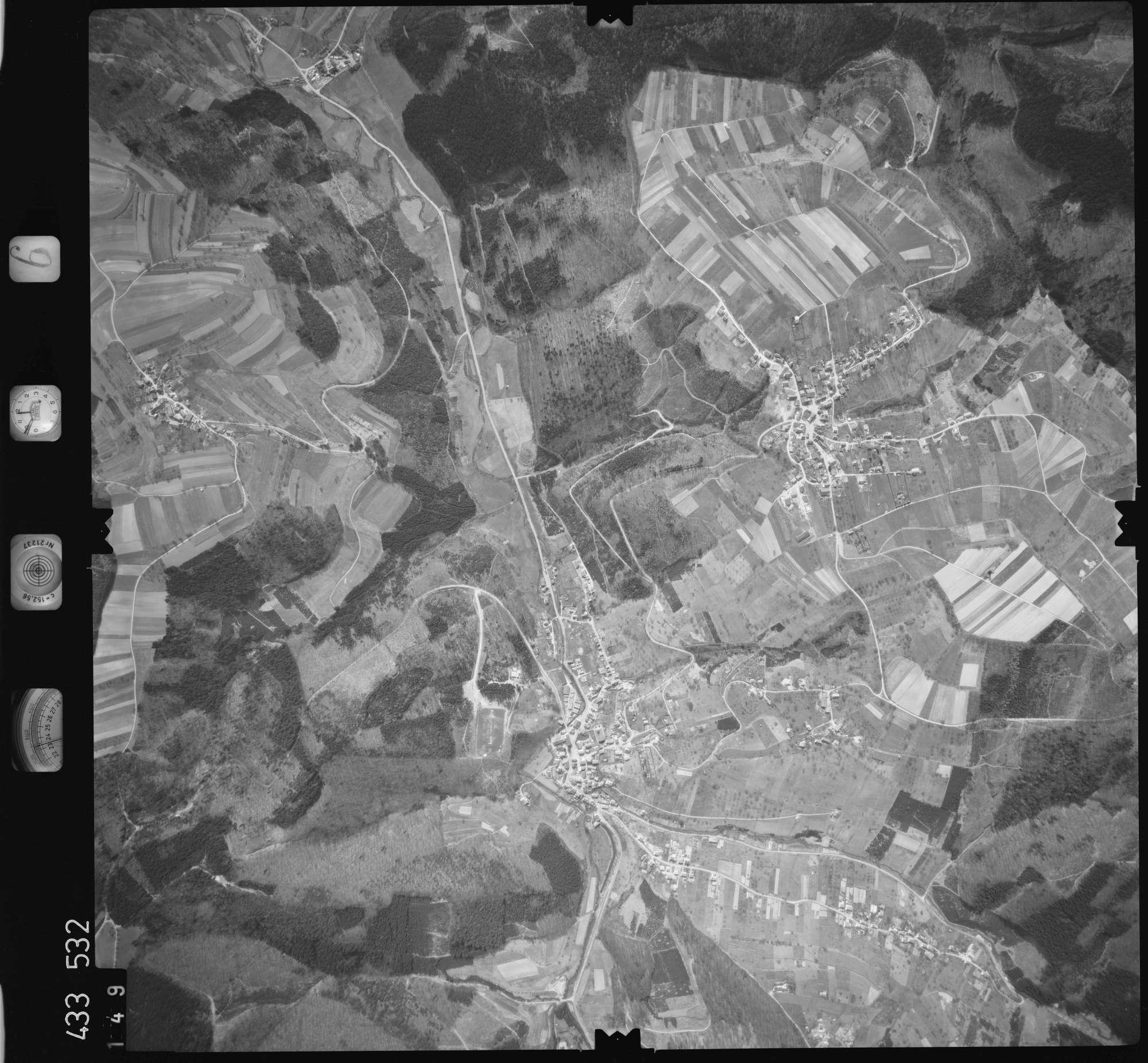 Luftbild: Film 6 Bildnr. 149, Bild 1