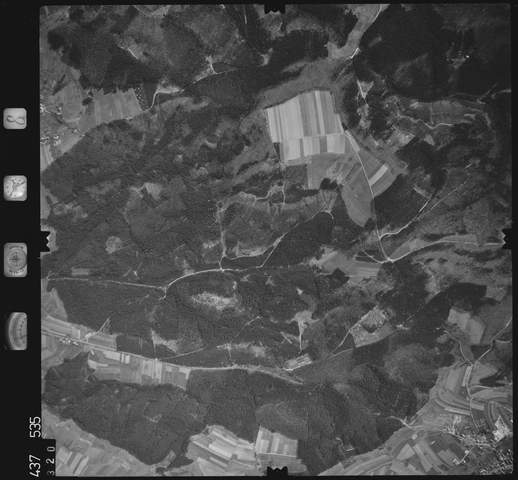 Luftbild: Film 8 Bildnr. 320, Bild 1