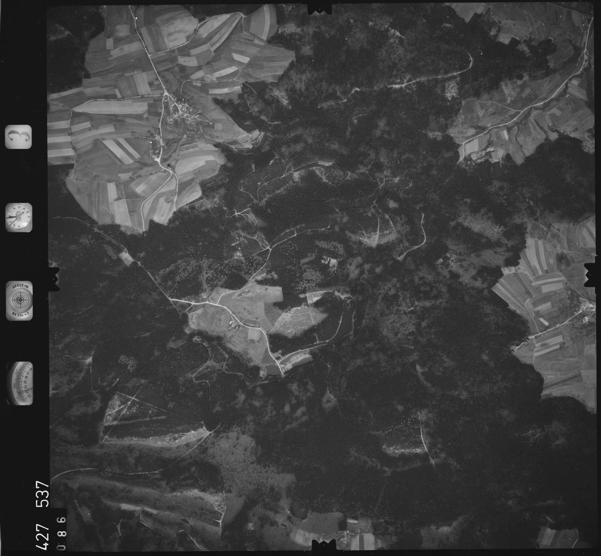Luftbild: Film 3 Bildnr. 86, Bild 1