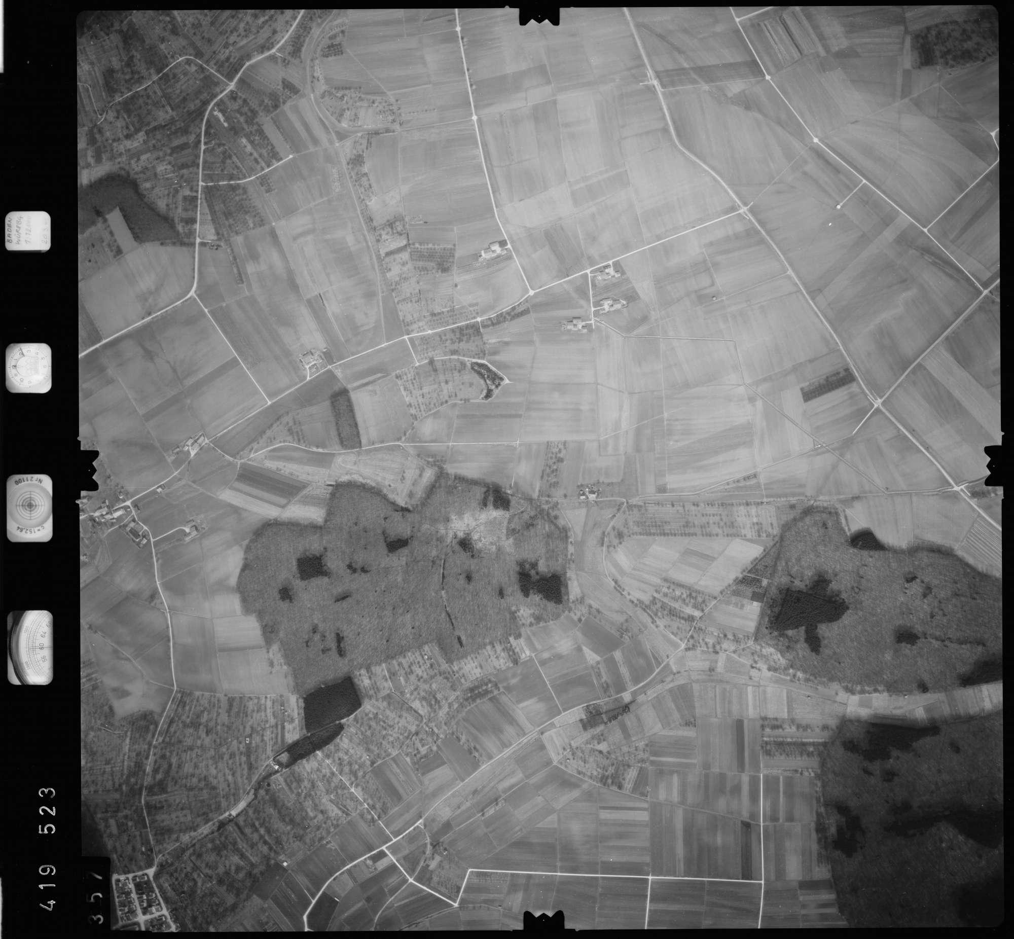 Luftbild: Film 2 Bildnr. 357, Bild 1
