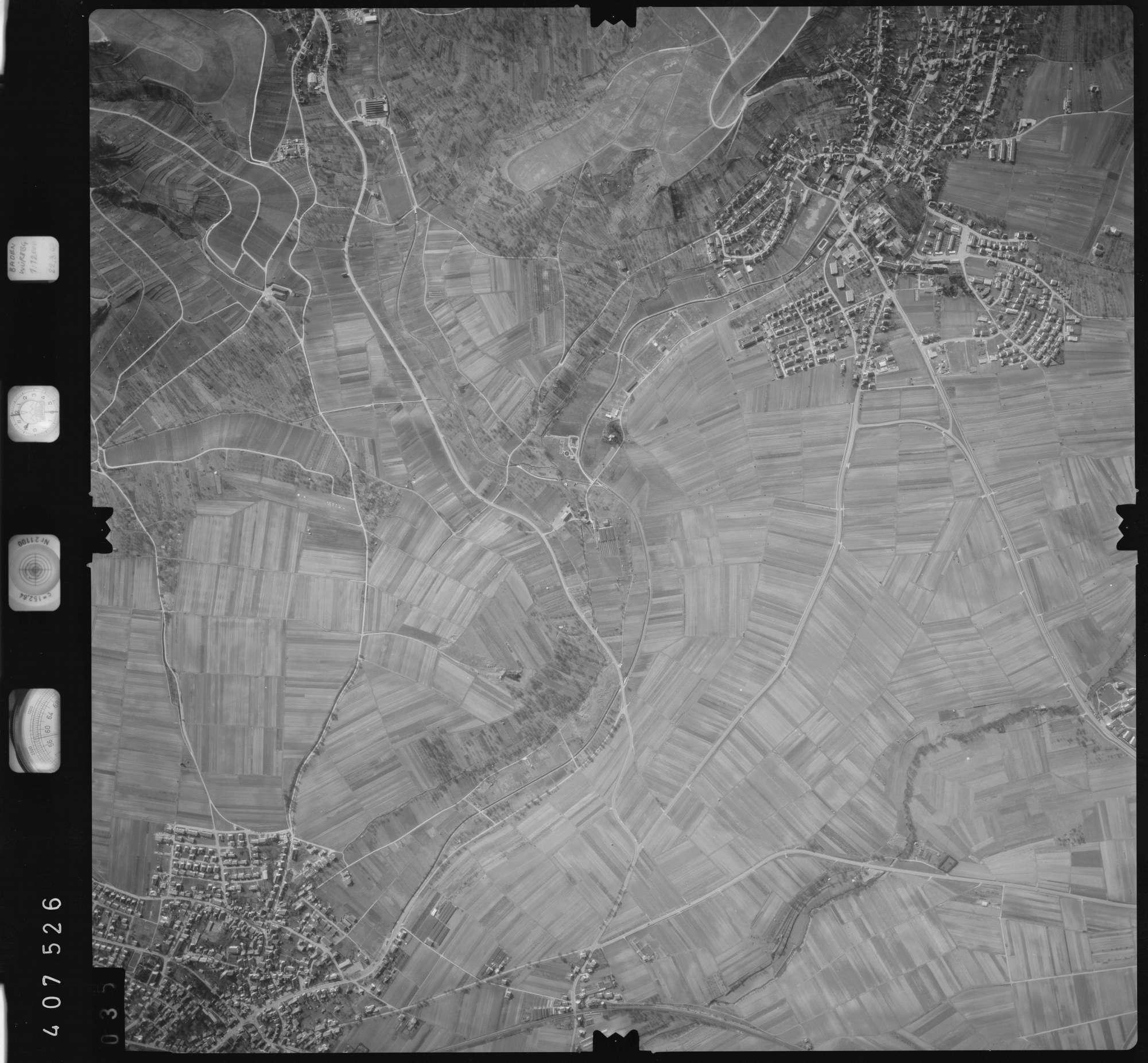 Luftbild: Film 5 Bildnr. 35, Bild 1