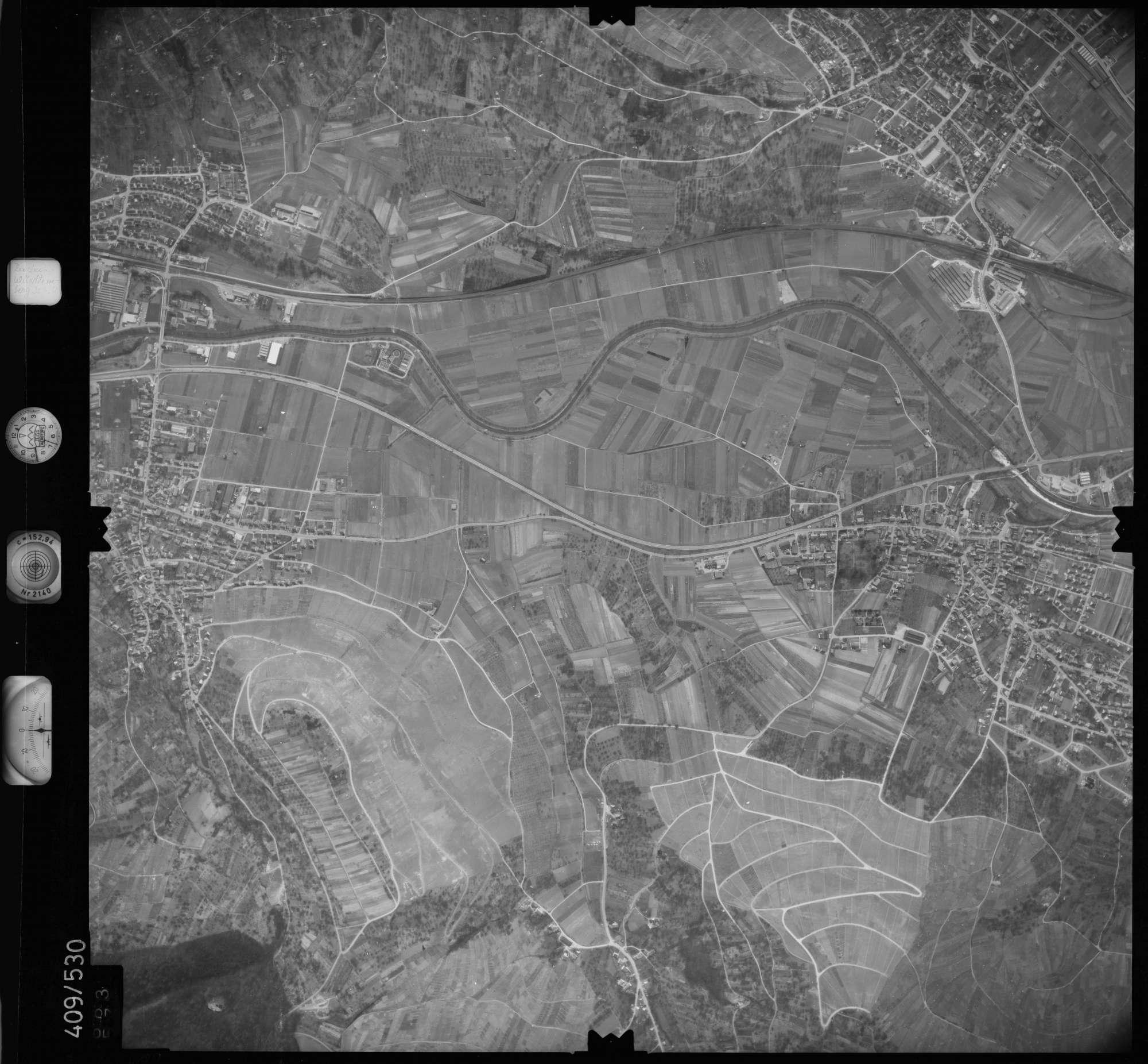 Luftbild: Film 7 Bildnr. 683, Bild 1