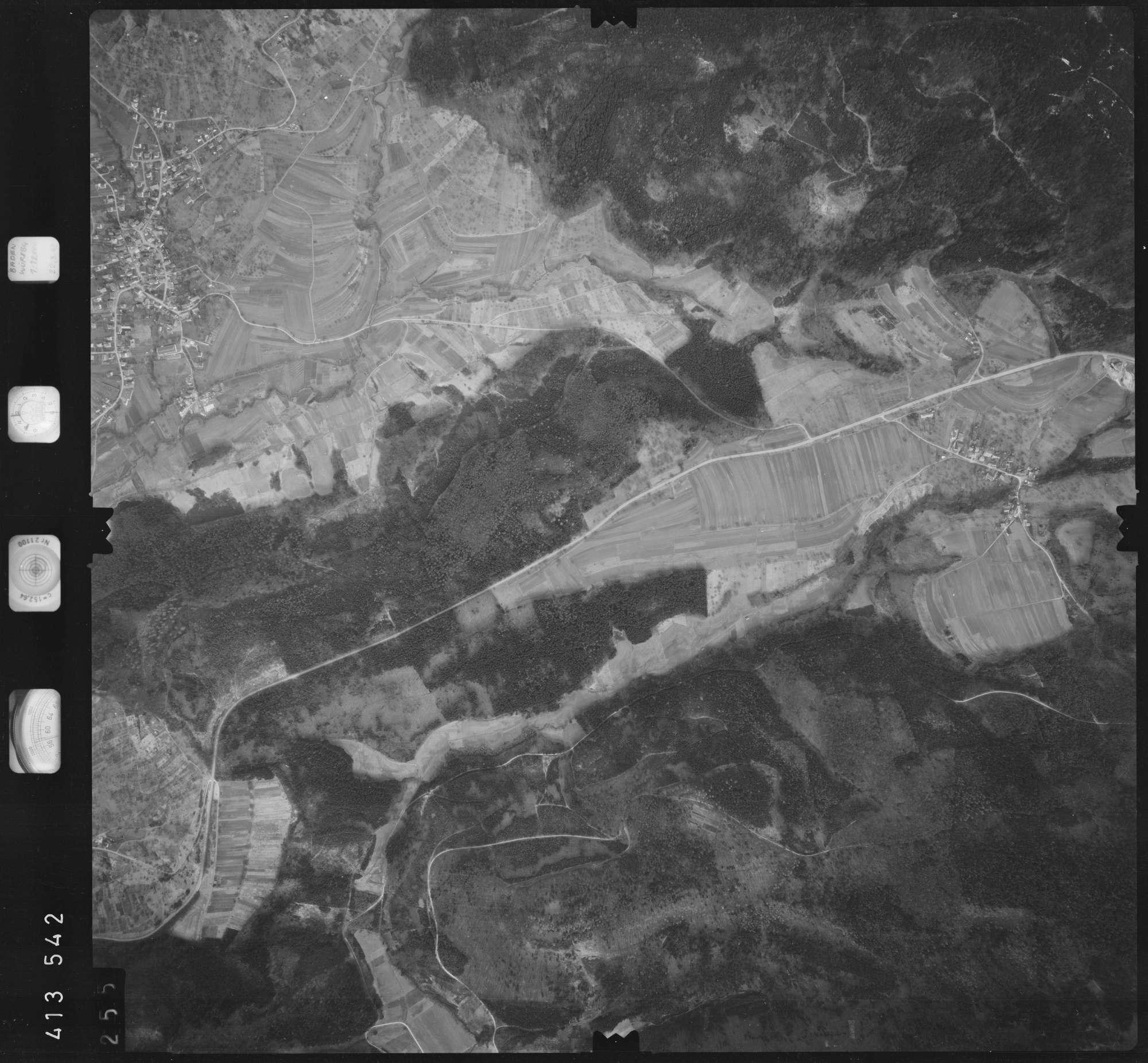 Luftbild: Film 5 Bildnr. 255, Bild 1