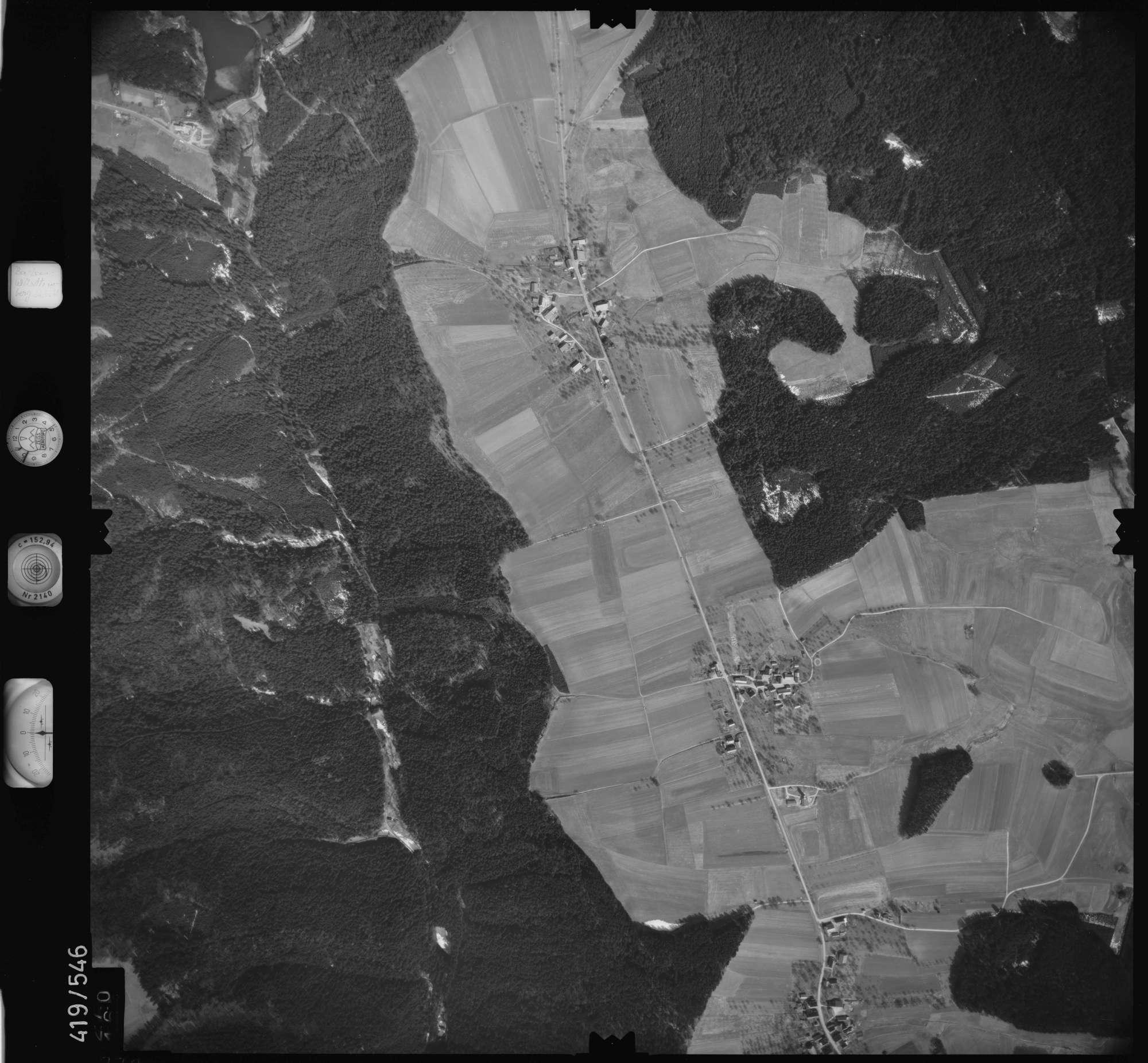 Luftbild: Film 6 Bildnr. 270, Bild 1
