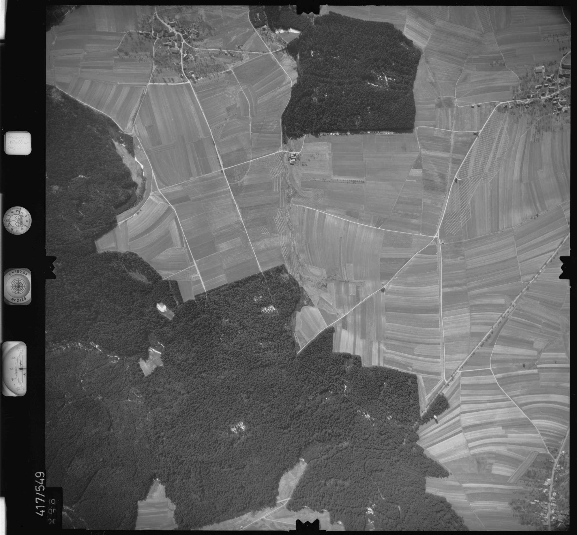 Luftbild: Film 6 Bildnr. 386, Bild 1