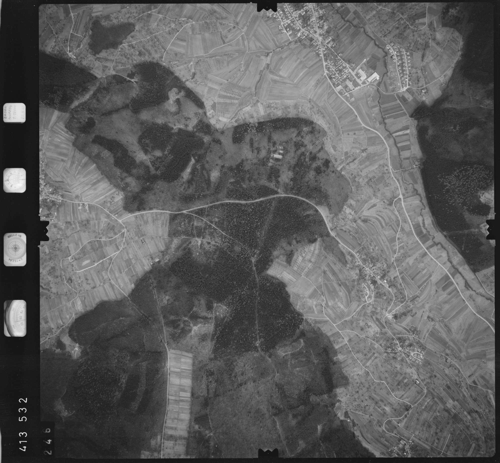 Luftbild: Film 5 Bildnr. 246, Bild 1