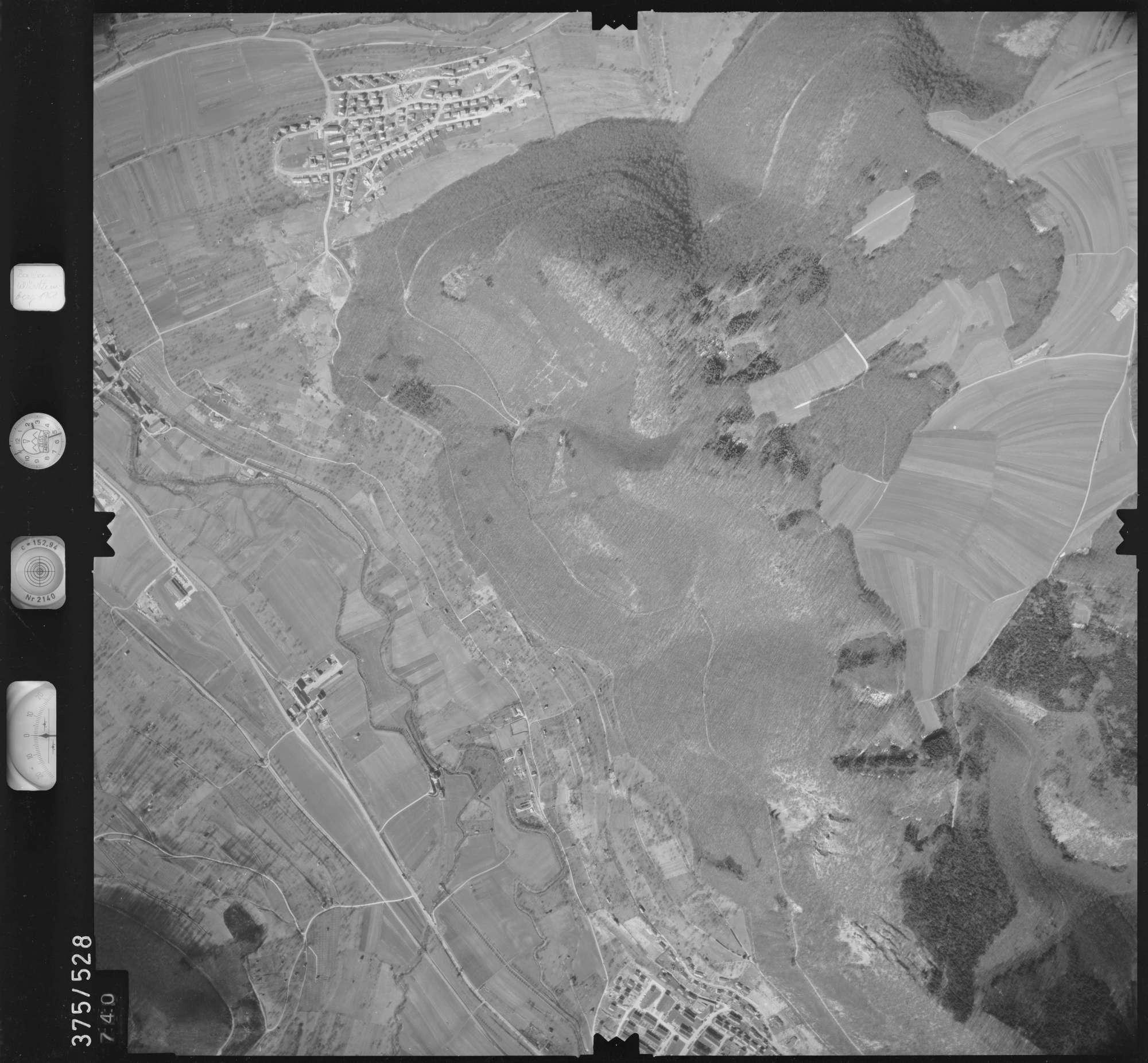 Luftbild: Film 31 Bildnr. 740, Bild 1