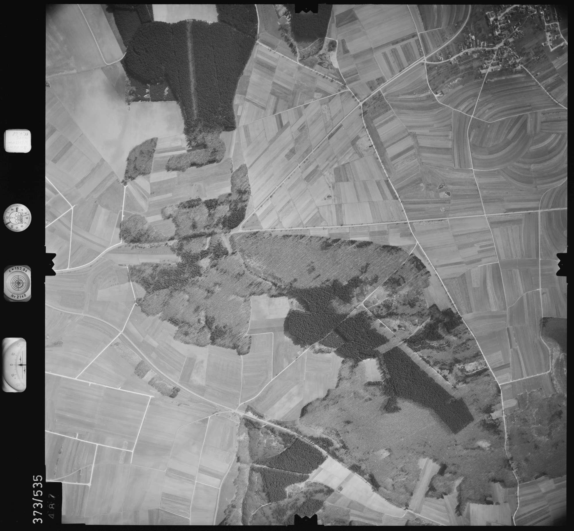 Luftbild: Film 34 Bildnr. 487, Bild 1