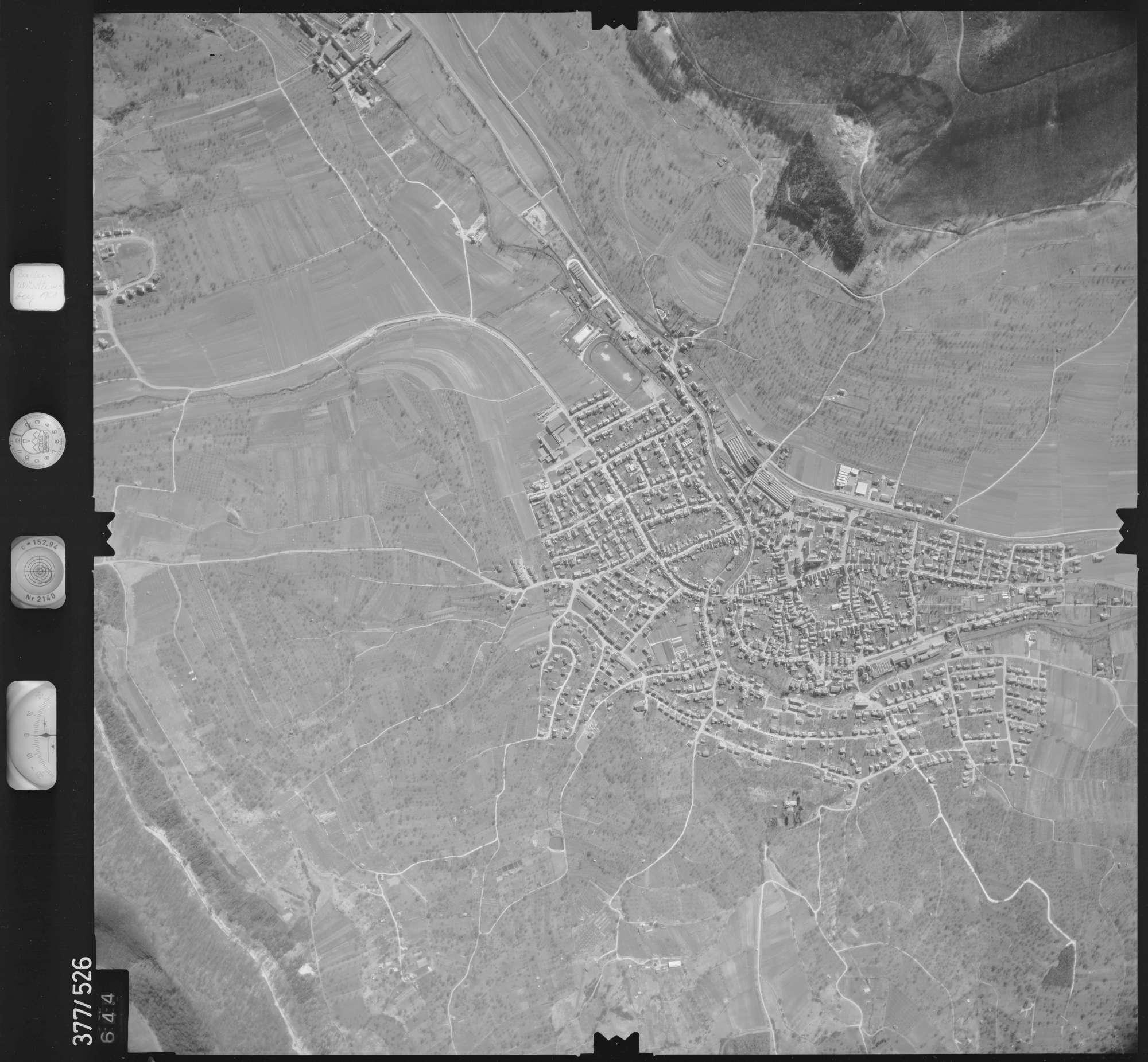Luftbild: Film 31 Bildnr. 644, Bild 1