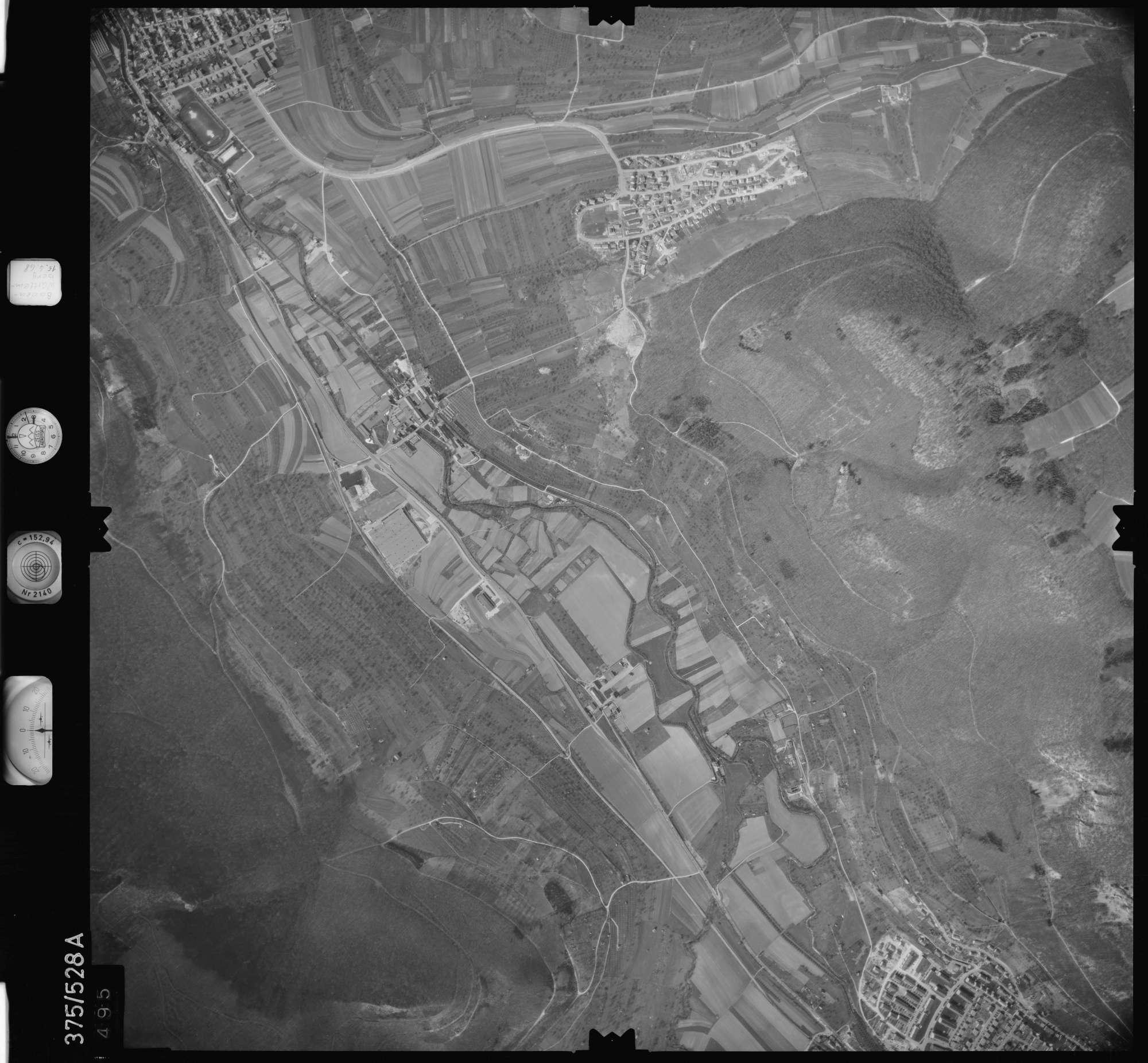 Luftbild: Film 34 Bildnr. 495, Bild 1