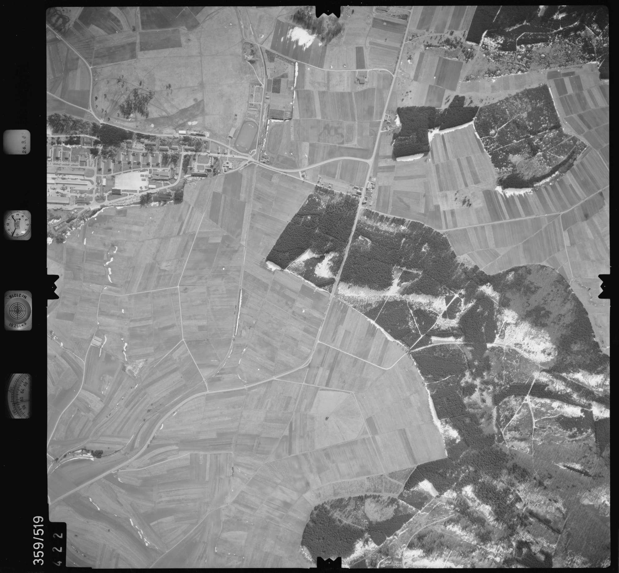 Luftbild: Film 20 Bildnr. 422, Bild 1