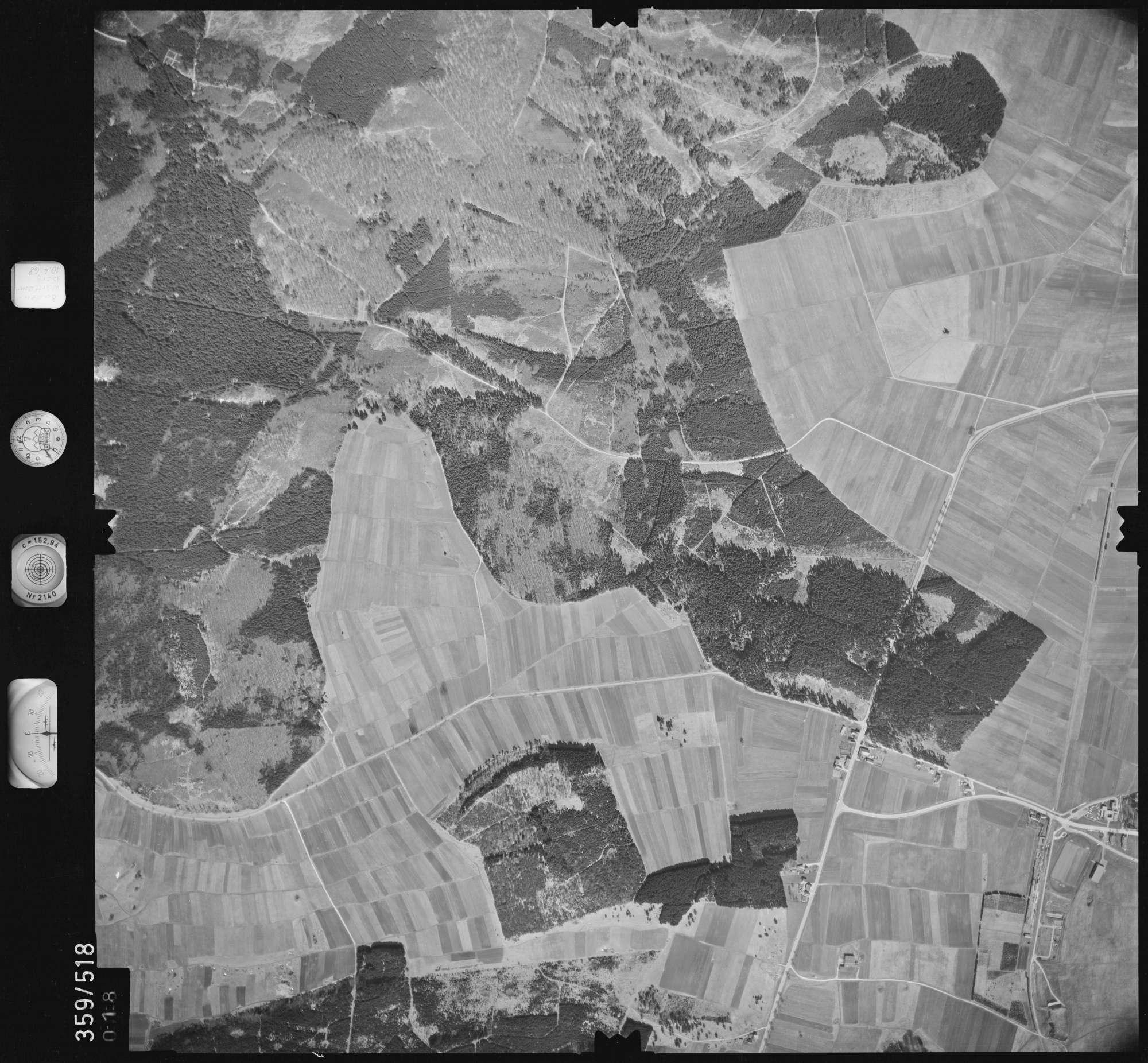 Luftbild: Film 38 Bildnr. 18, Bild 1