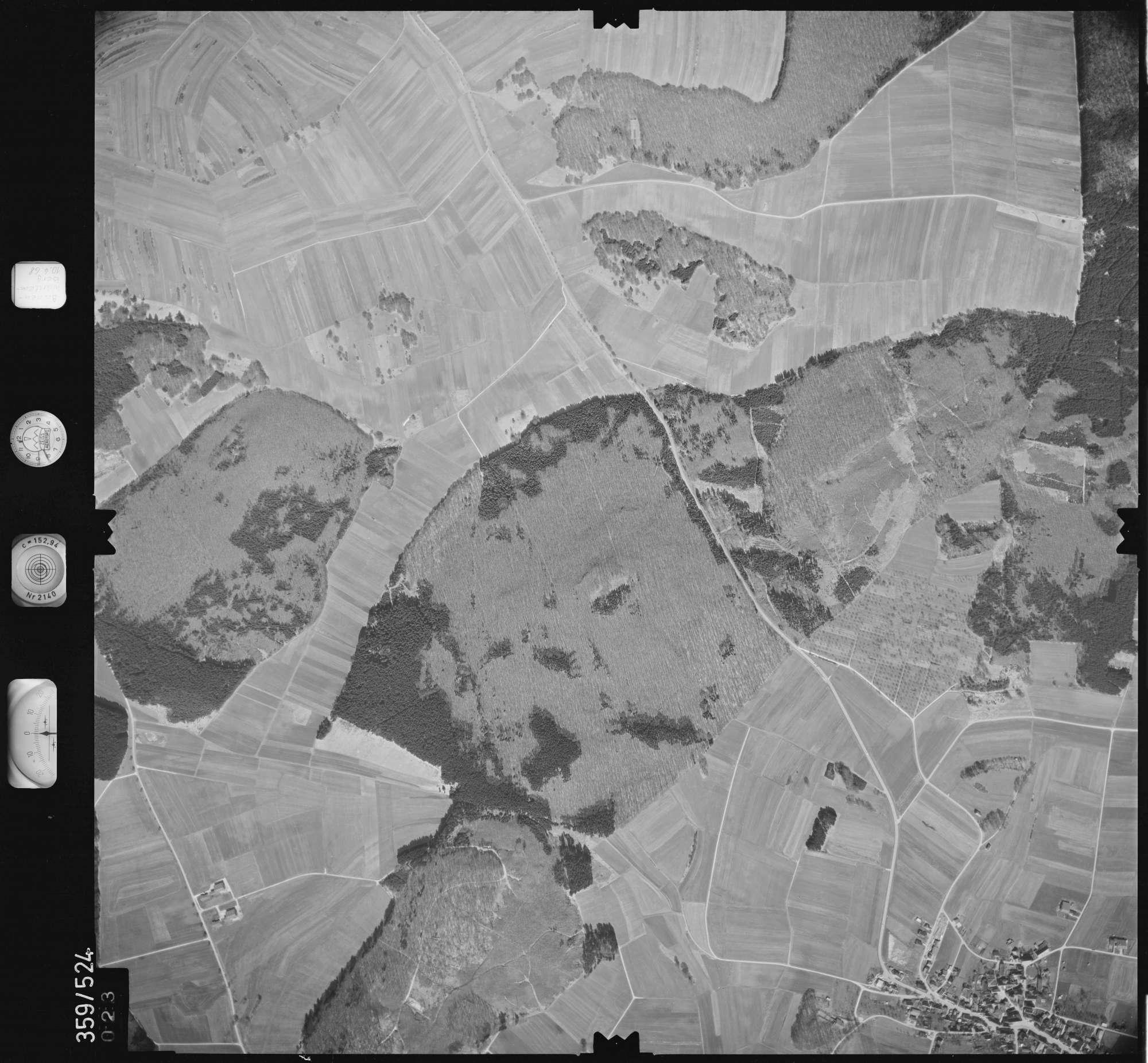 Luftbild: Film 38 Bildnr. 23, Bild 1