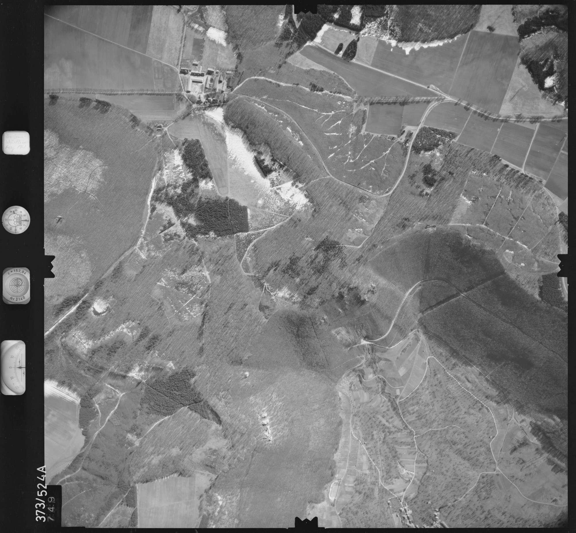 Luftbild: Film 33 Bildnr. 749, Bild 1