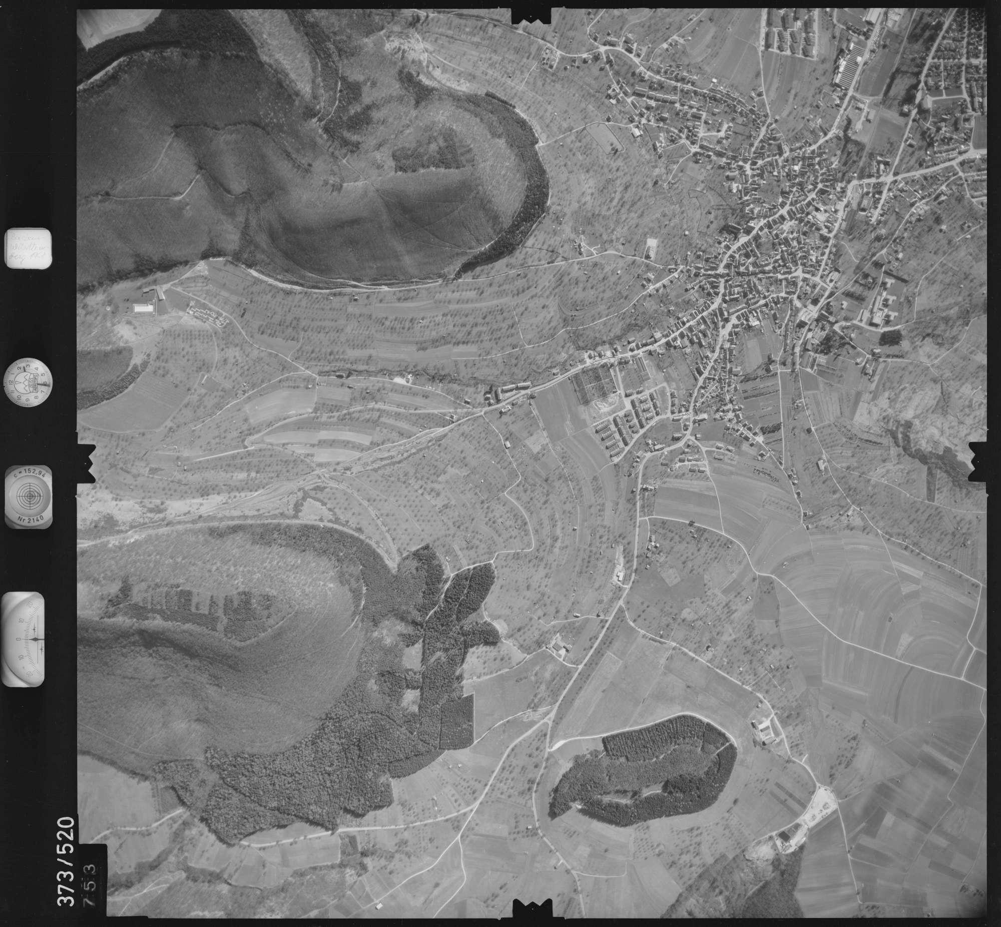 Luftbild: Film 33 Bildnr. 753, Bild 1