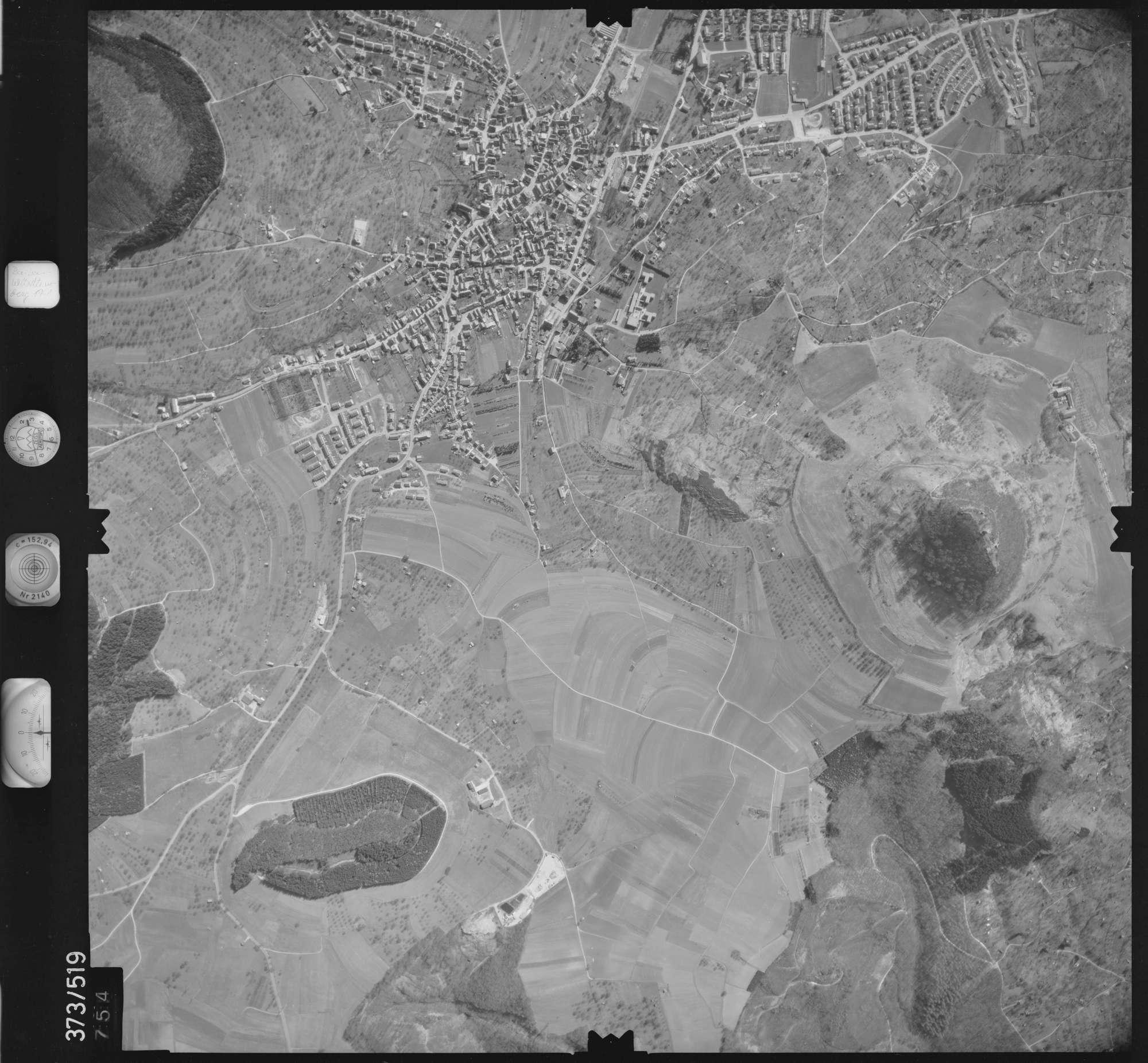 Luftbild: Film 33 Bildnr. 754, Bild 1