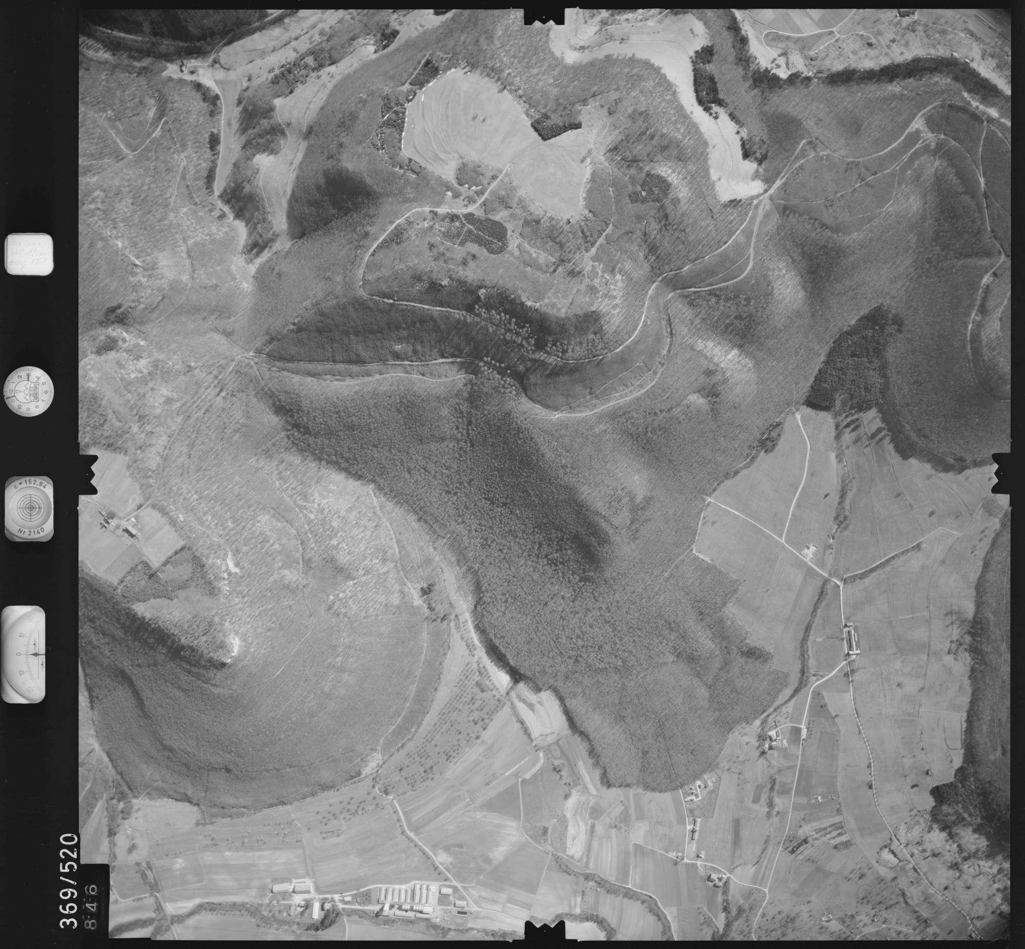 Luftbild: Film 33 Bildnr. 846, Bild 1