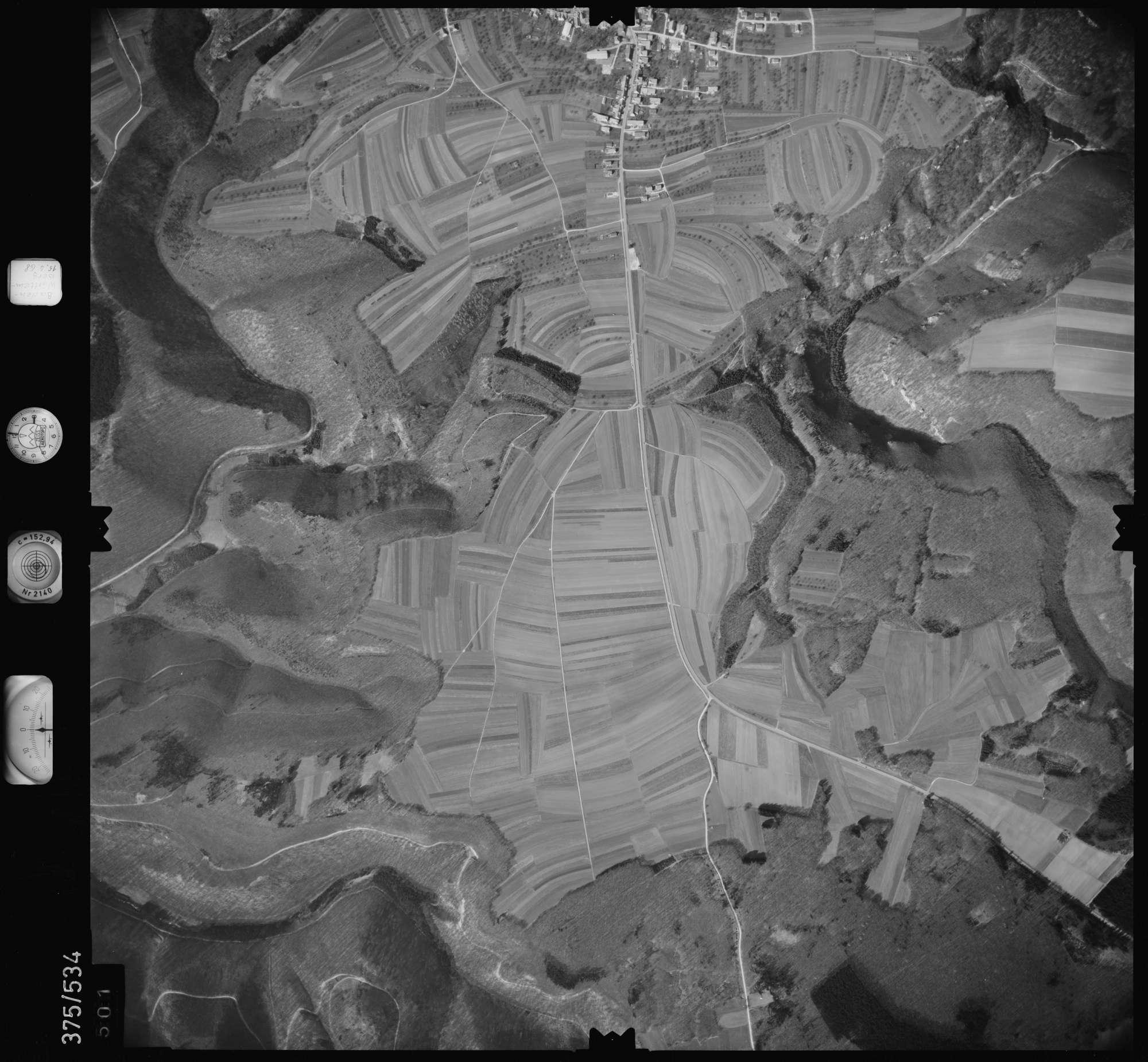 Luftbild: Film 34 Bildnr. 501, Bild 1