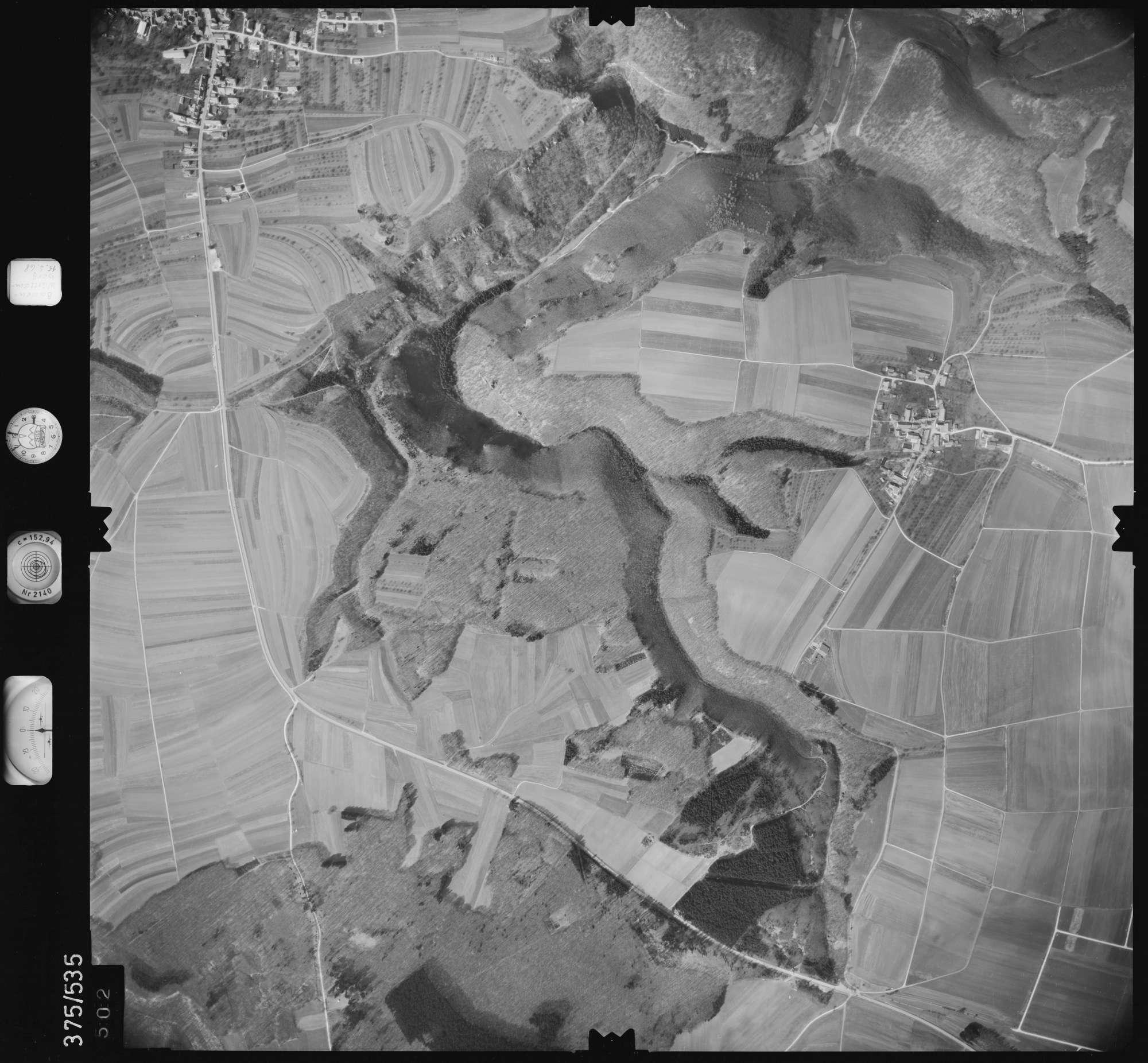 Luftbild: Film 34 Bildnr. 502, Bild 1