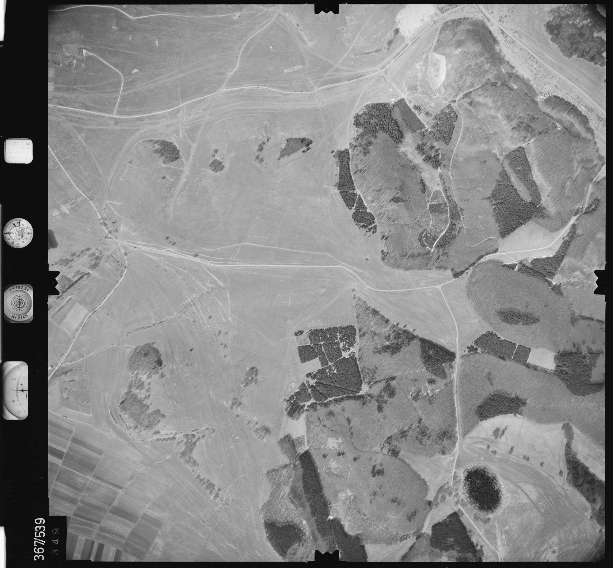 Luftbild: Film 34 Bildnr. 349, Bild 1