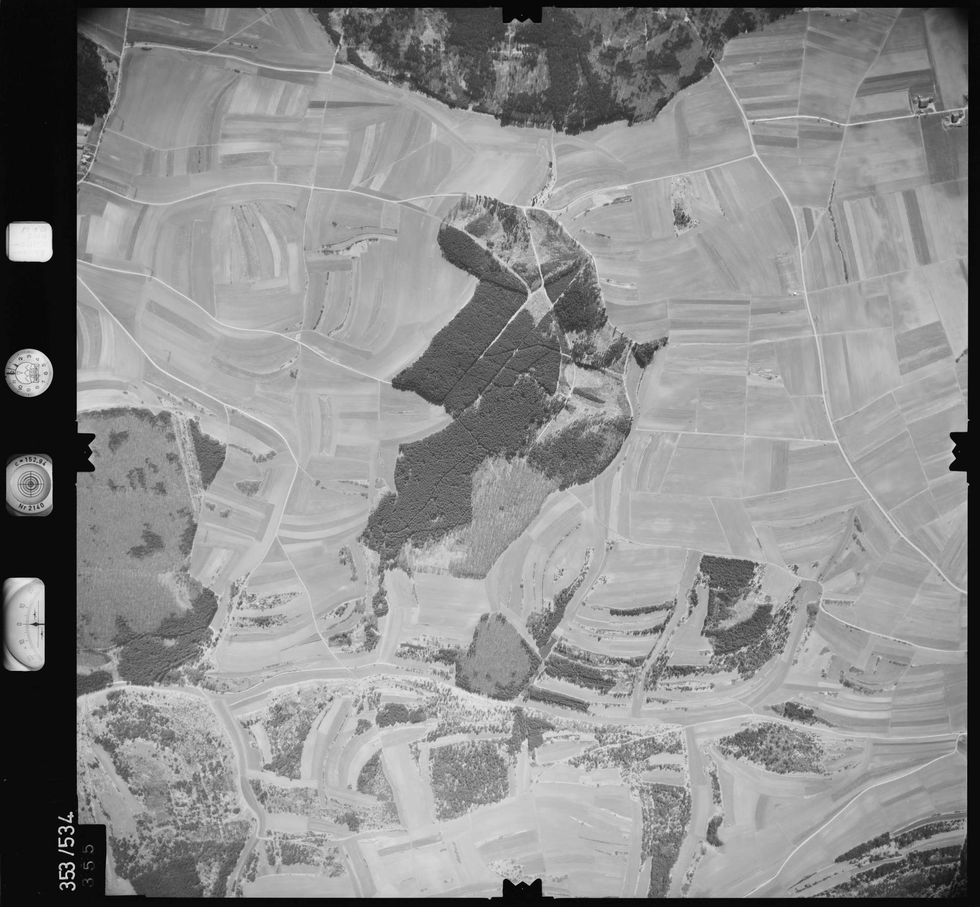 Luftbild: Film 41 Bildnr. 355, Bild 1
