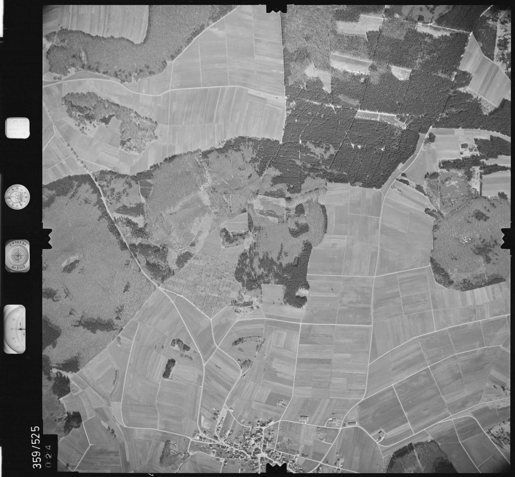 Luftbild: Film 38 Bildnr. 24, Bild 1