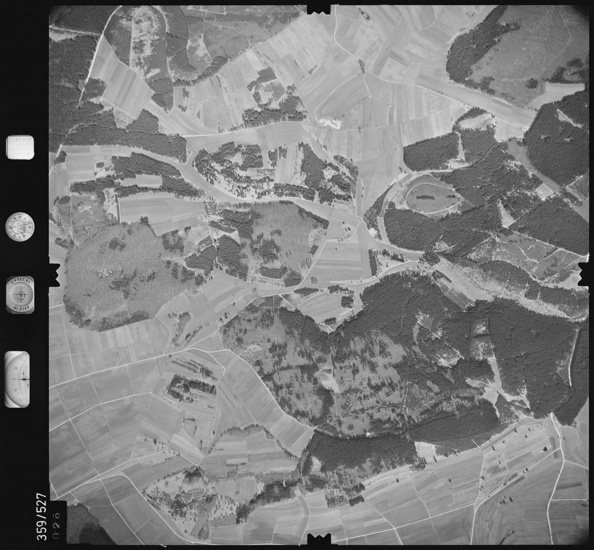 Luftbild: Film 38 Bildnr. 26, Bild 1