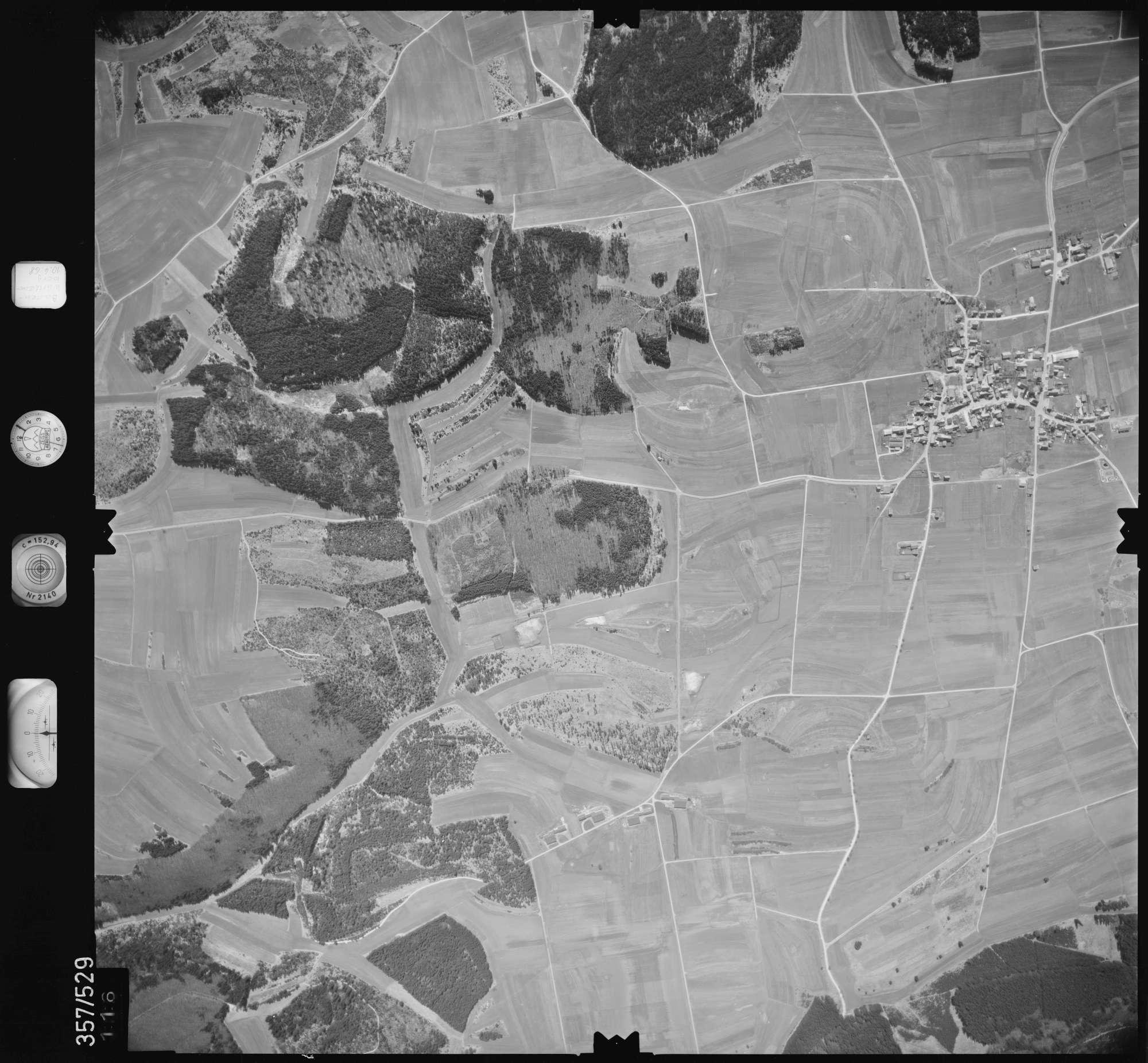 Luftbild: Film 38 Bildnr. 116, Bild 1