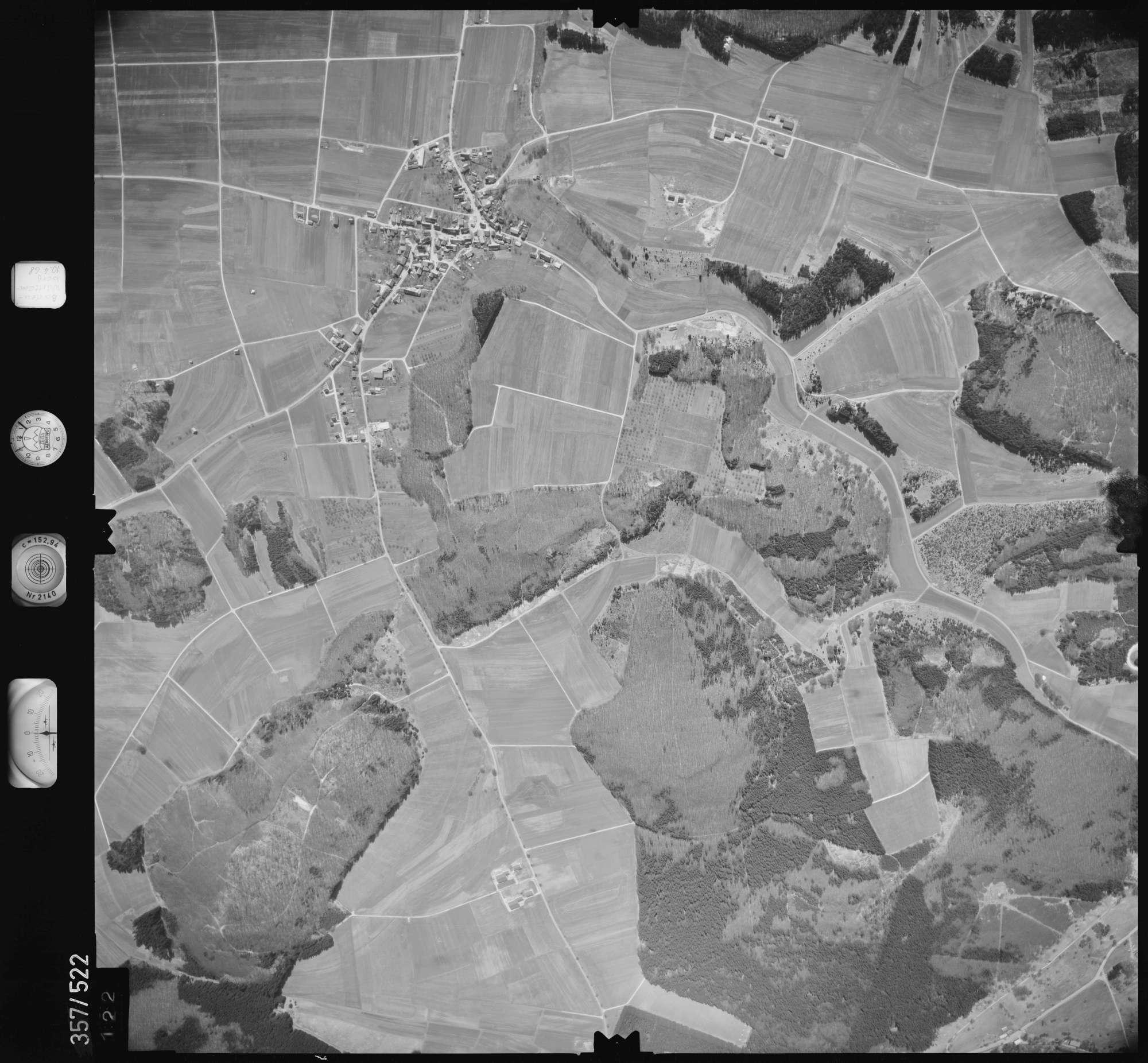 Luftbild: Film 38 Bildnr. 122, Bild 1