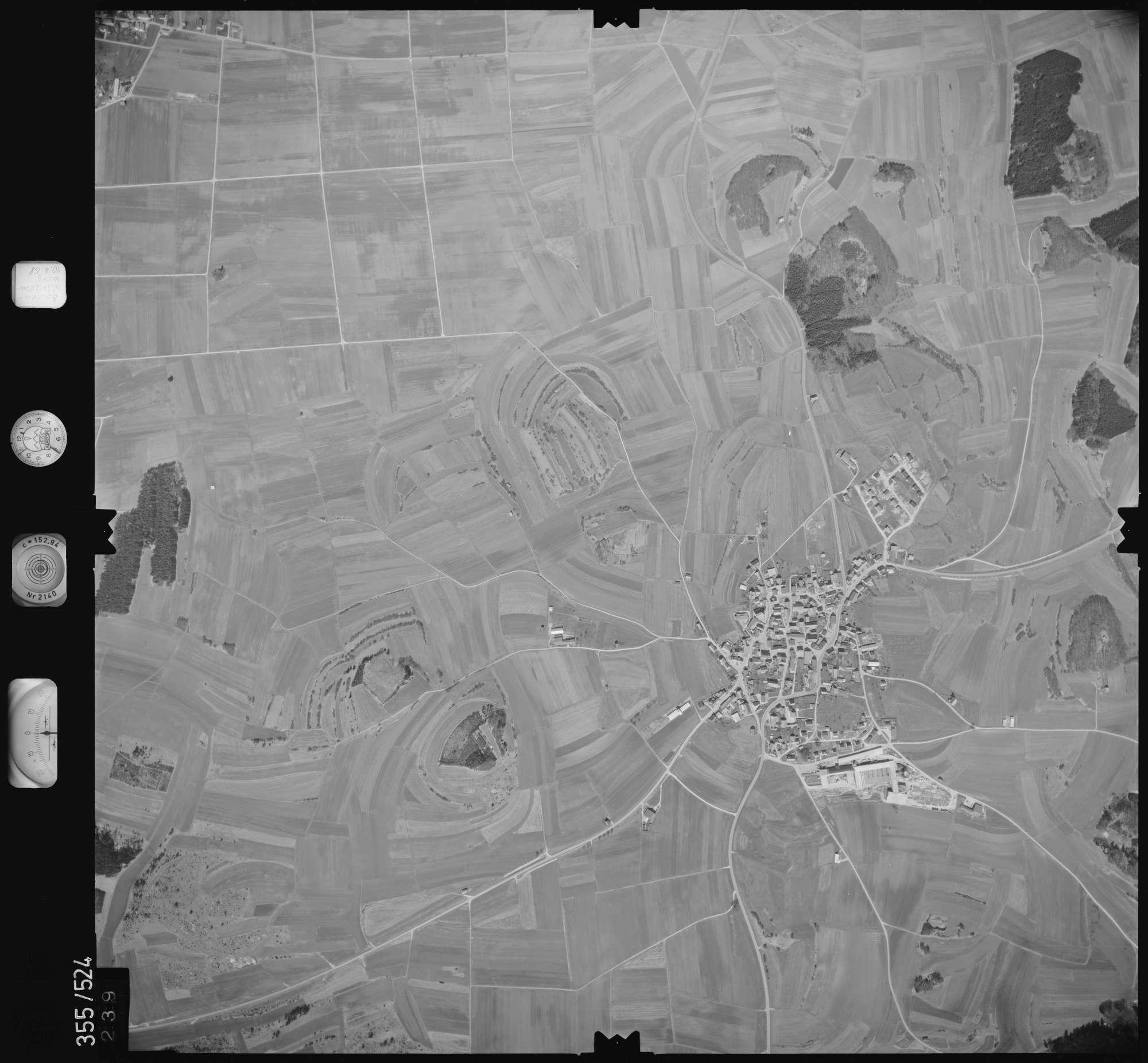 Luftbild: Film 38 Bildnr. 239, Bild 1
