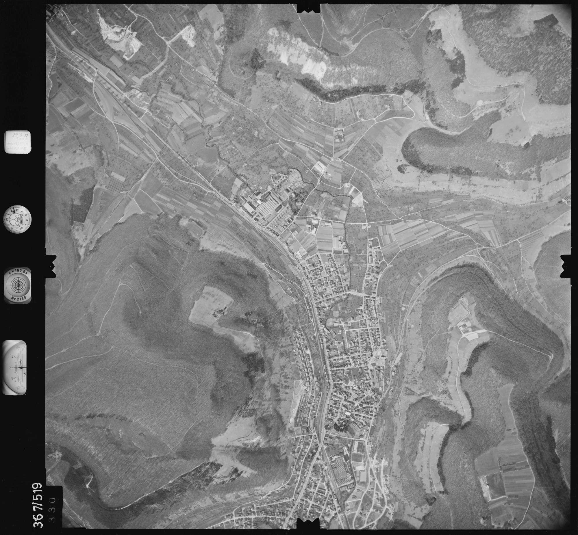 Luftbild: Film 34 Bildnr. 330, Bild 1