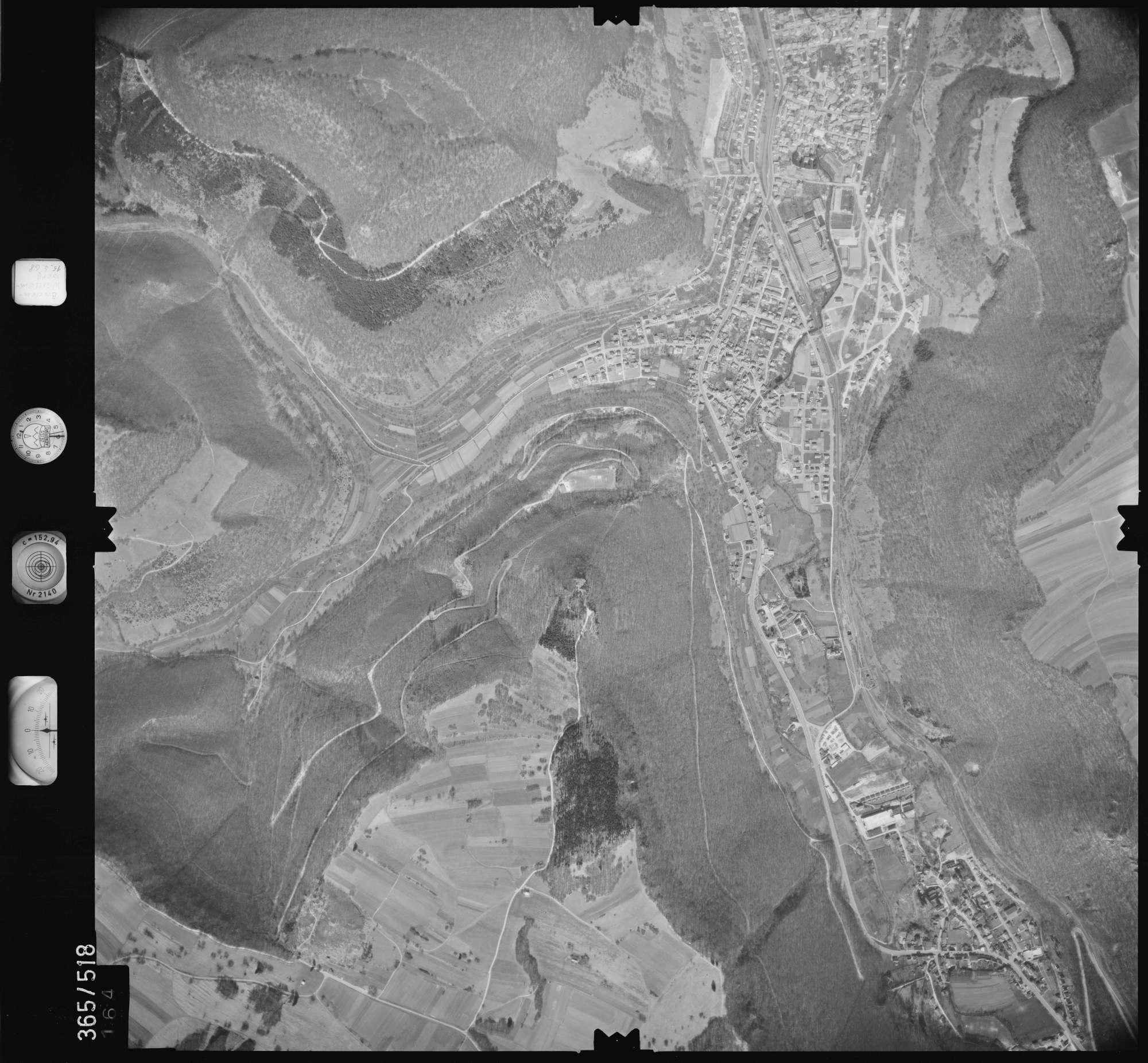 Luftbild: Film 45 Bildnr. 164, Bild 1