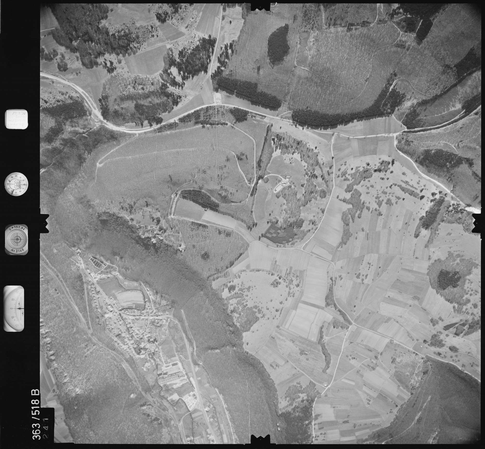 Luftbild: Film 45 Bildnr. 241, Bild 1