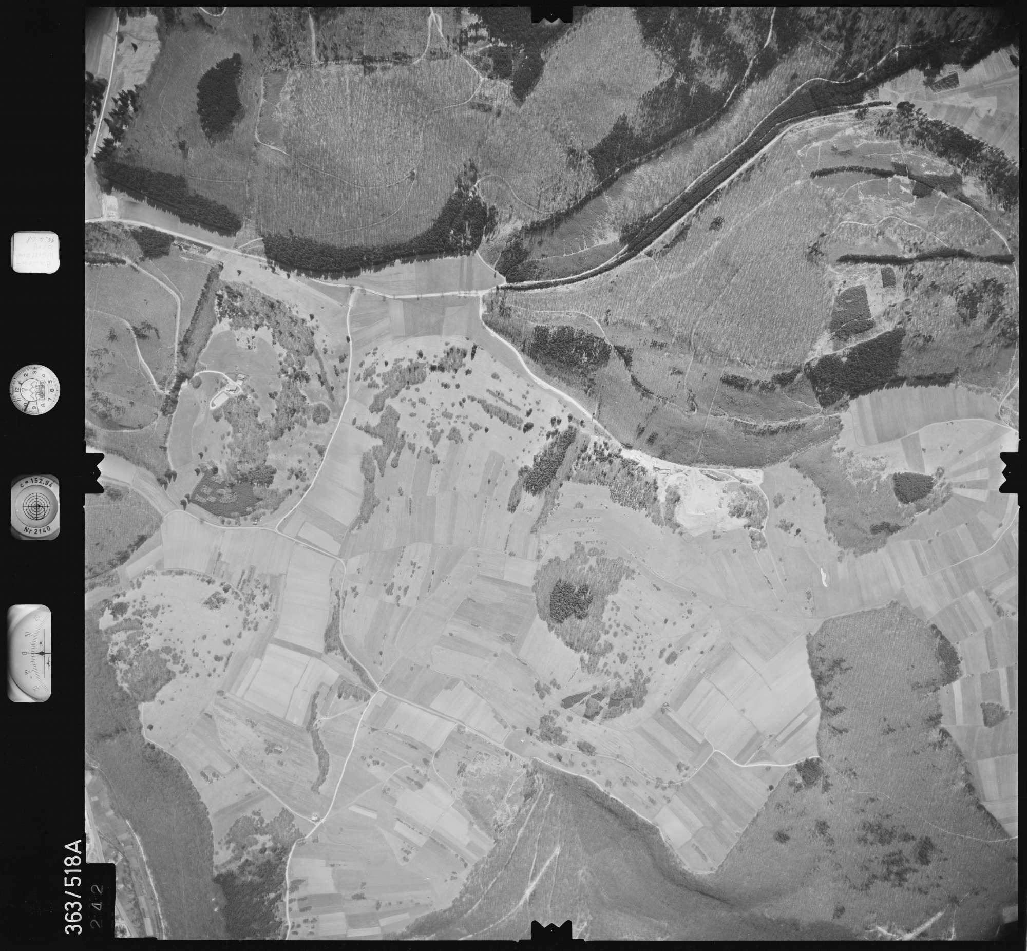 Luftbild: Film 45 Bildnr. 242, Bild 1