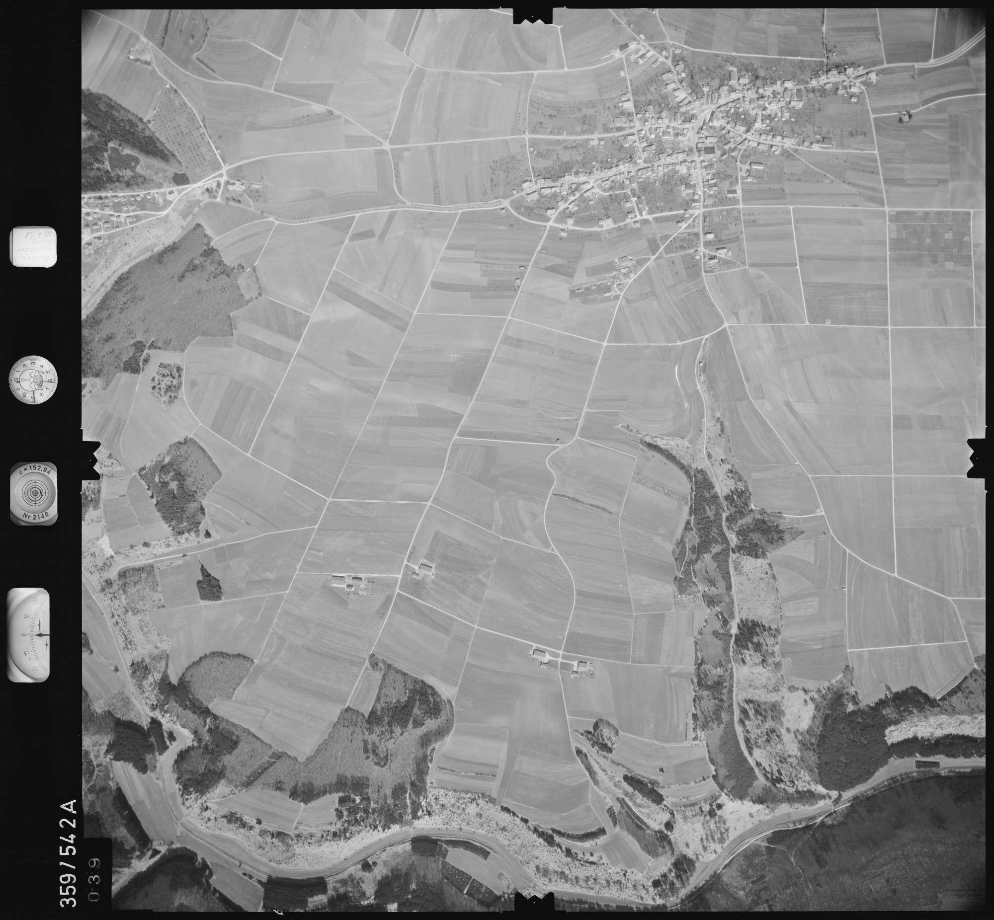Luftbild: Film 38 Bildnr. 39, Bild 1