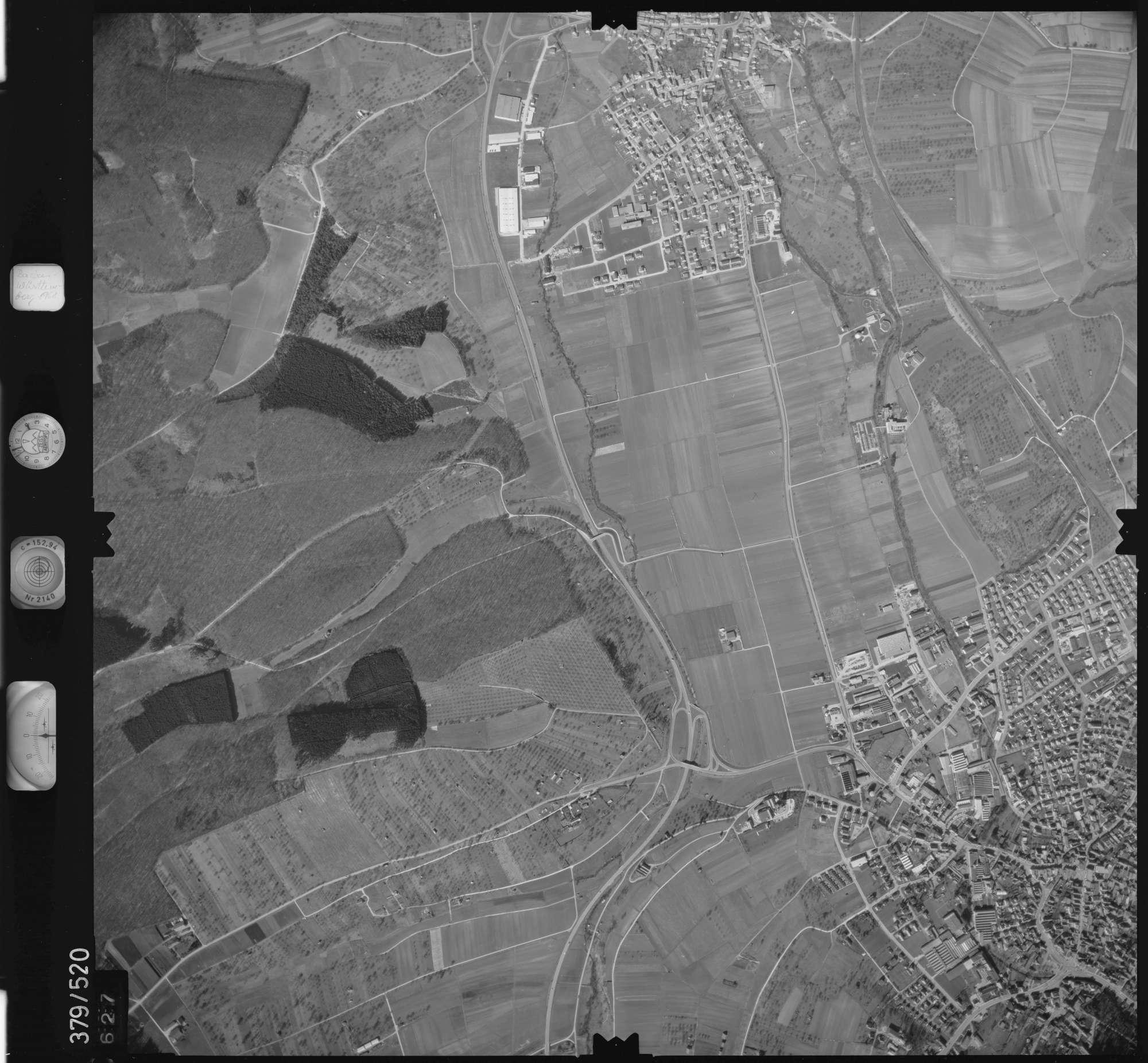 Luftbild: Film 31 Bildnr. 627, Bild 1