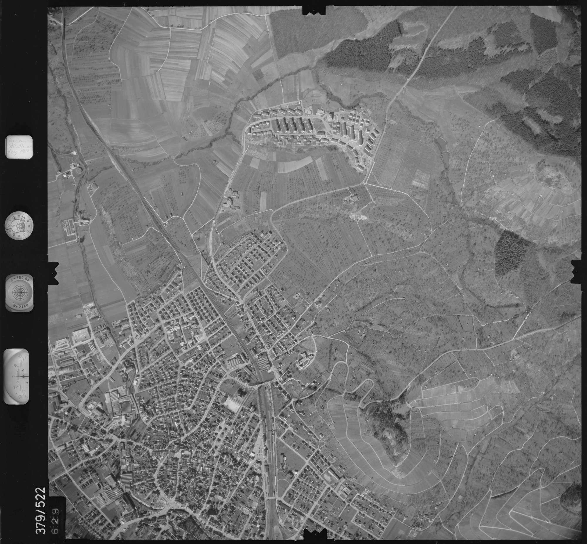 Luftbild: Film 31 Bildnr. 629, Bild 1