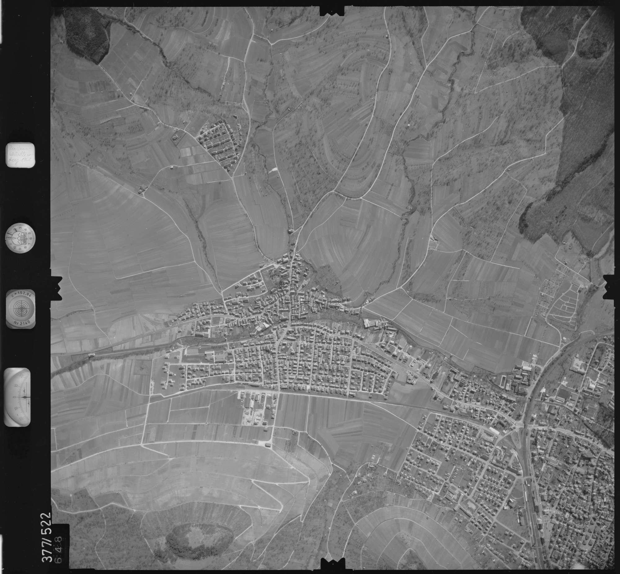 Luftbild: Film 31 Bildnr. 648, Bild 1