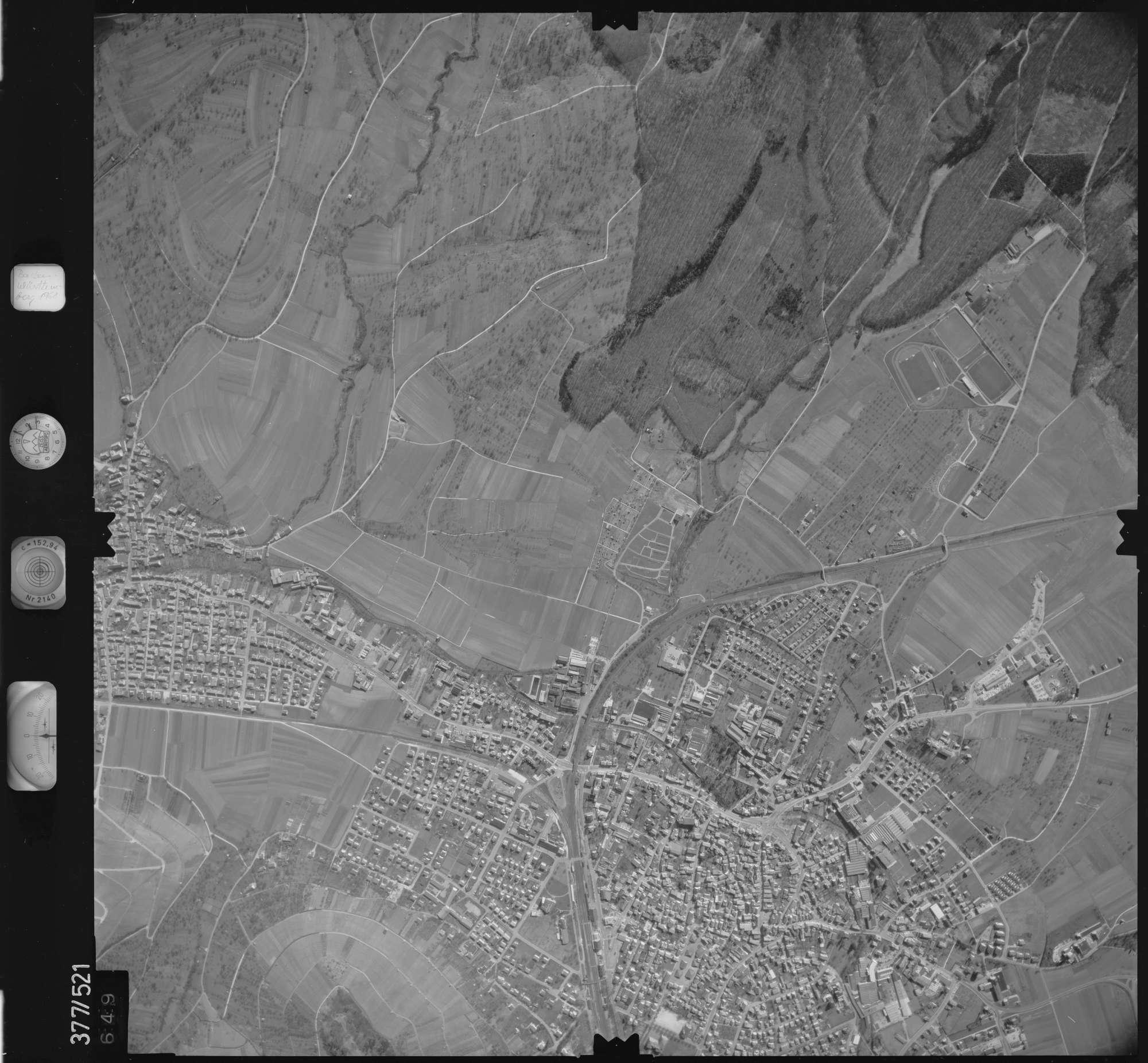 Luftbild: Film 31 Bildnr. 649, Bild 1