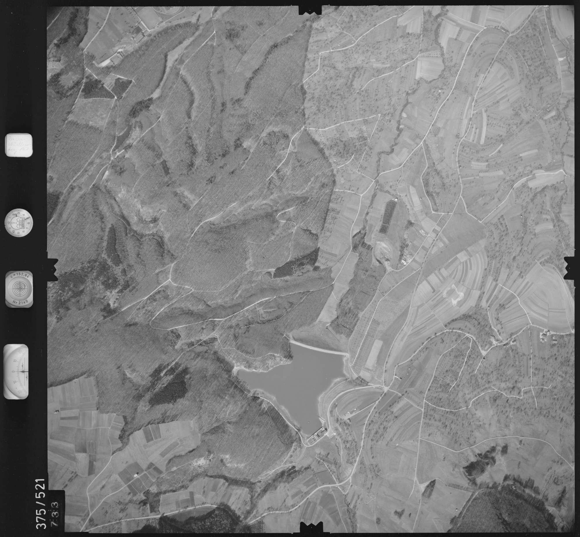 Luftbild: Film 31 Bildnr. 733, Bild 1