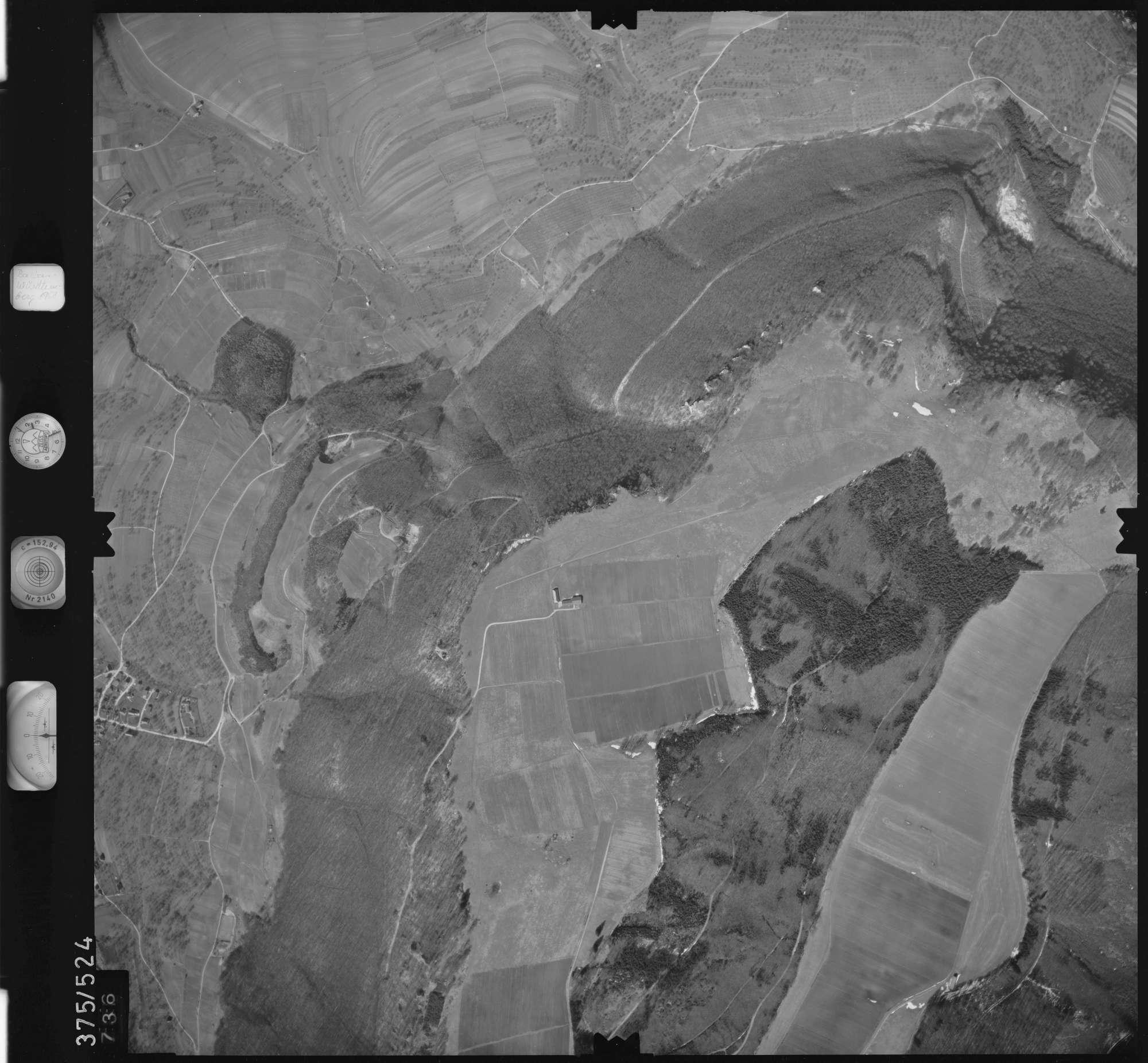 Luftbild: Film 31 Bildnr. 736, Bild 1