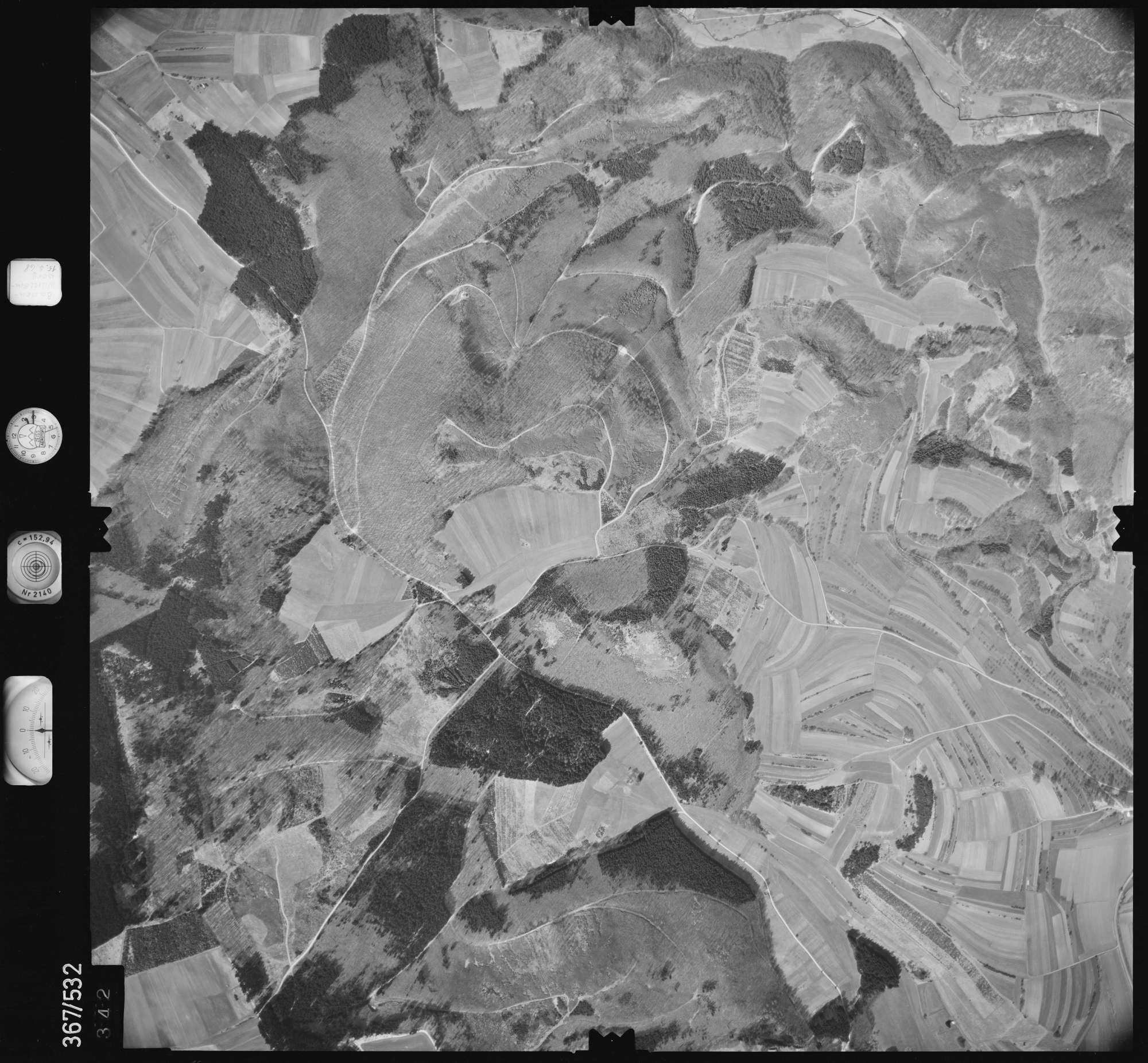 Luftbild: Film 34 Bildnr. 342, Bild 1