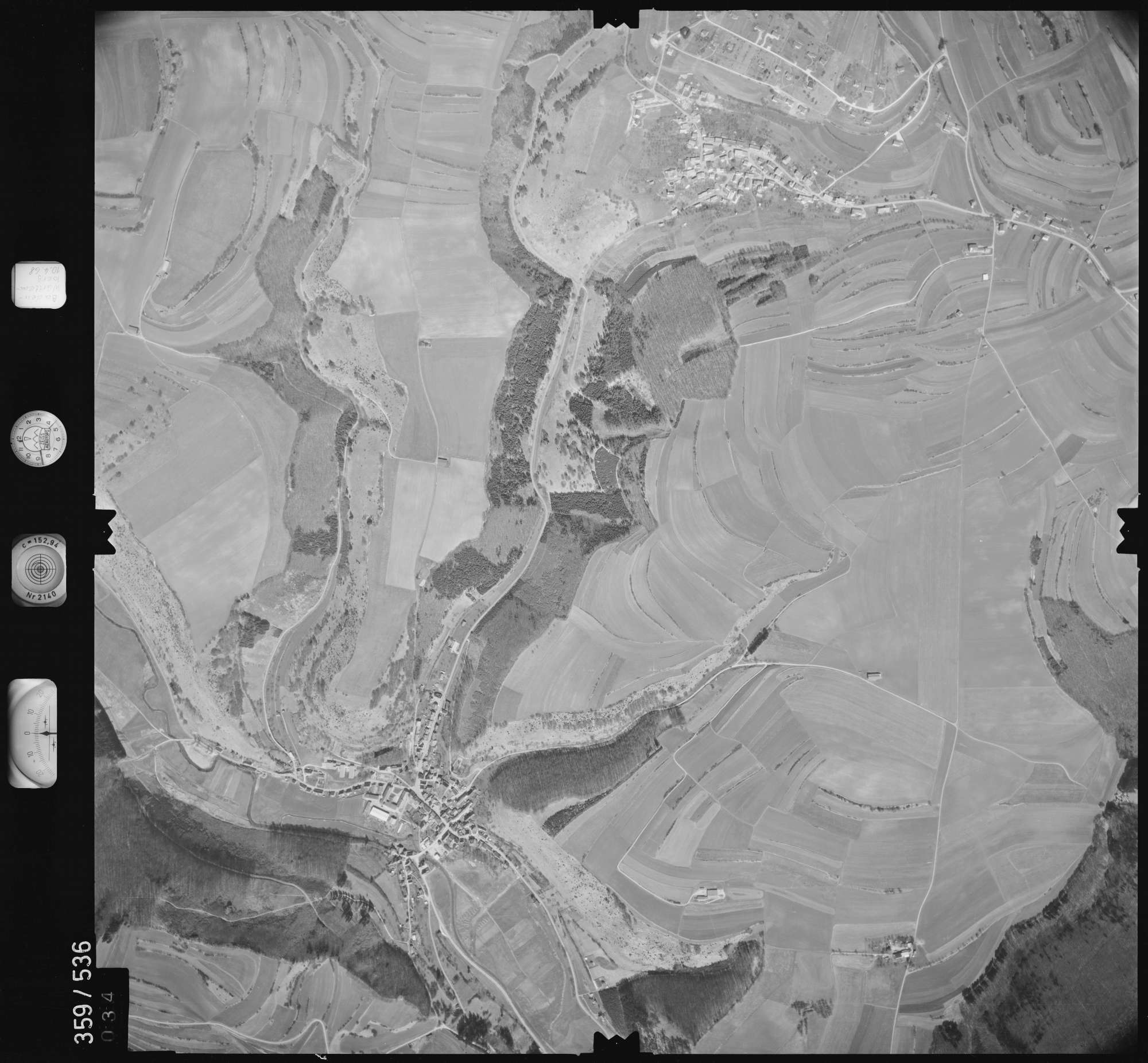Luftbild: Film 38 Bildnr. 34, Bild 1