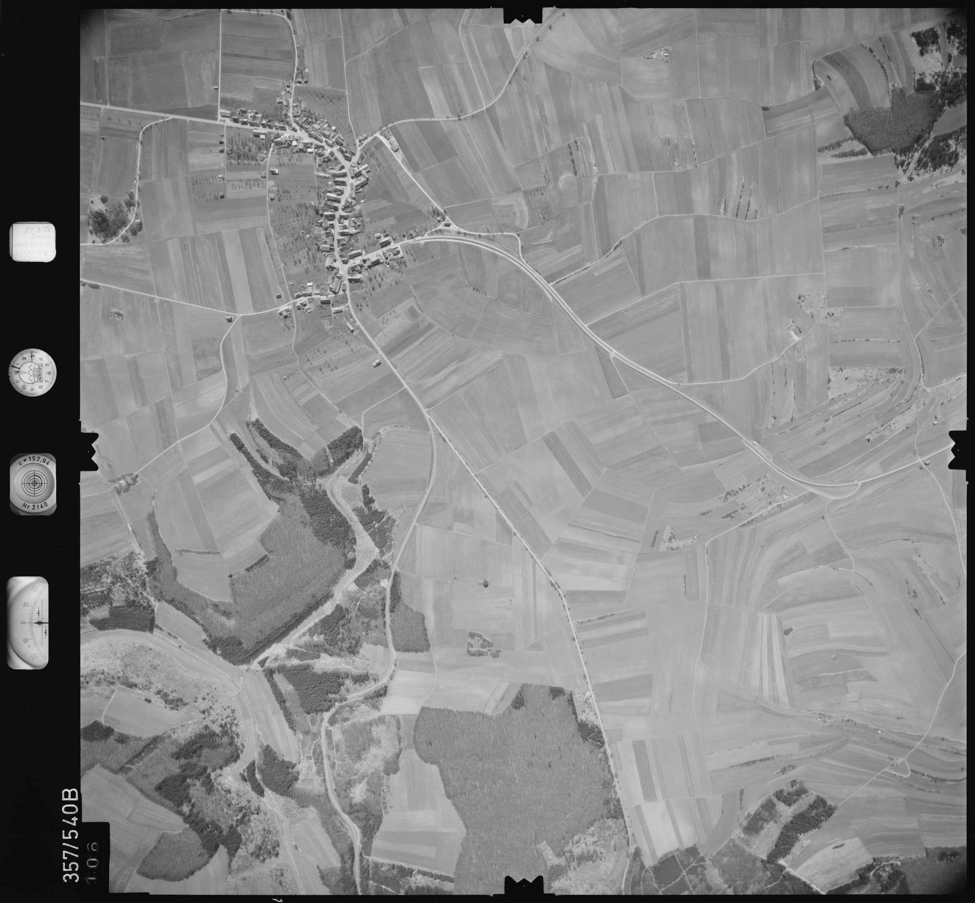 Luftbild: Film 38 Bildnr. 106, Bild 1