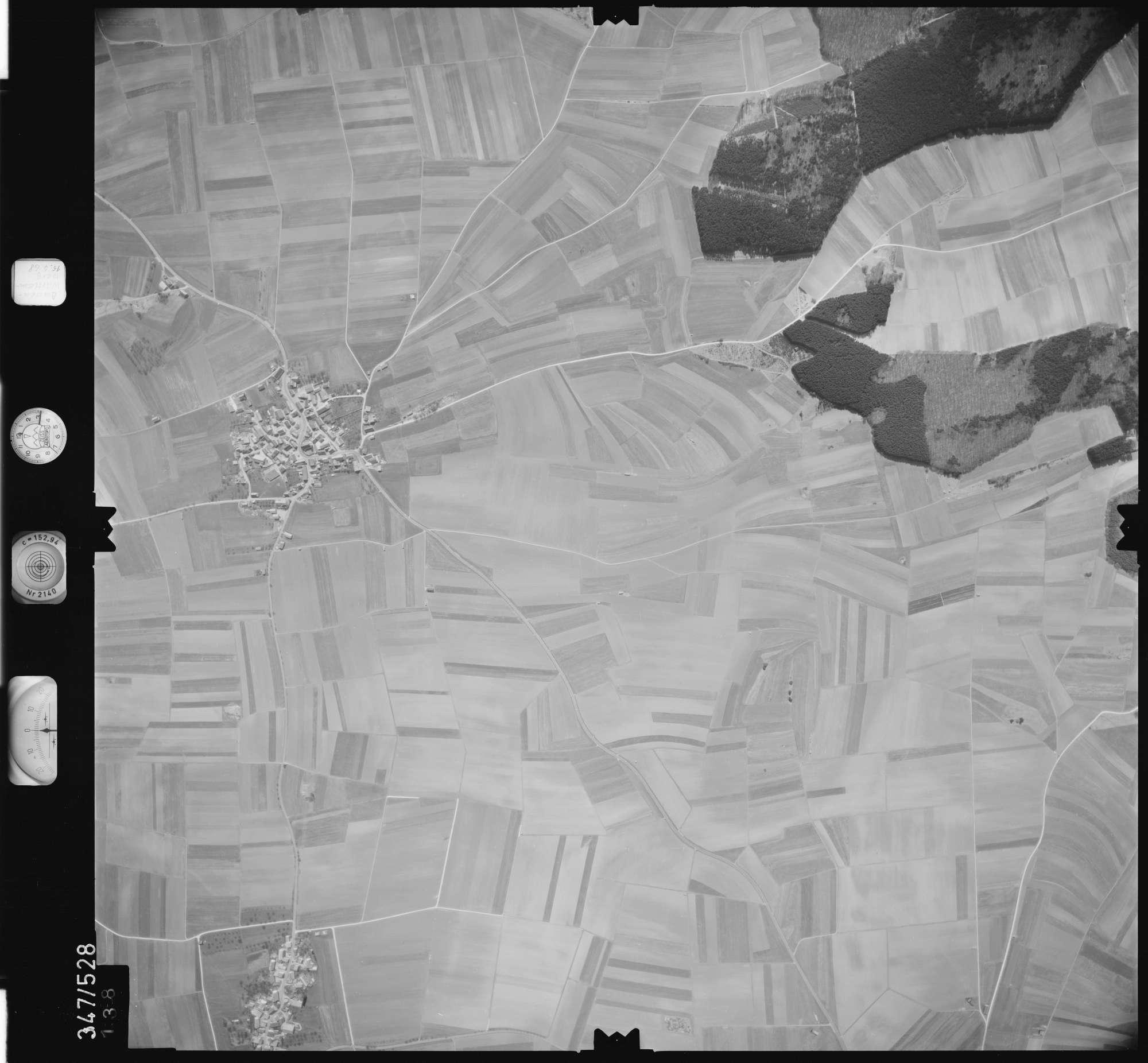 Luftbild: Film 45 Bildnr. 138, Bild 1