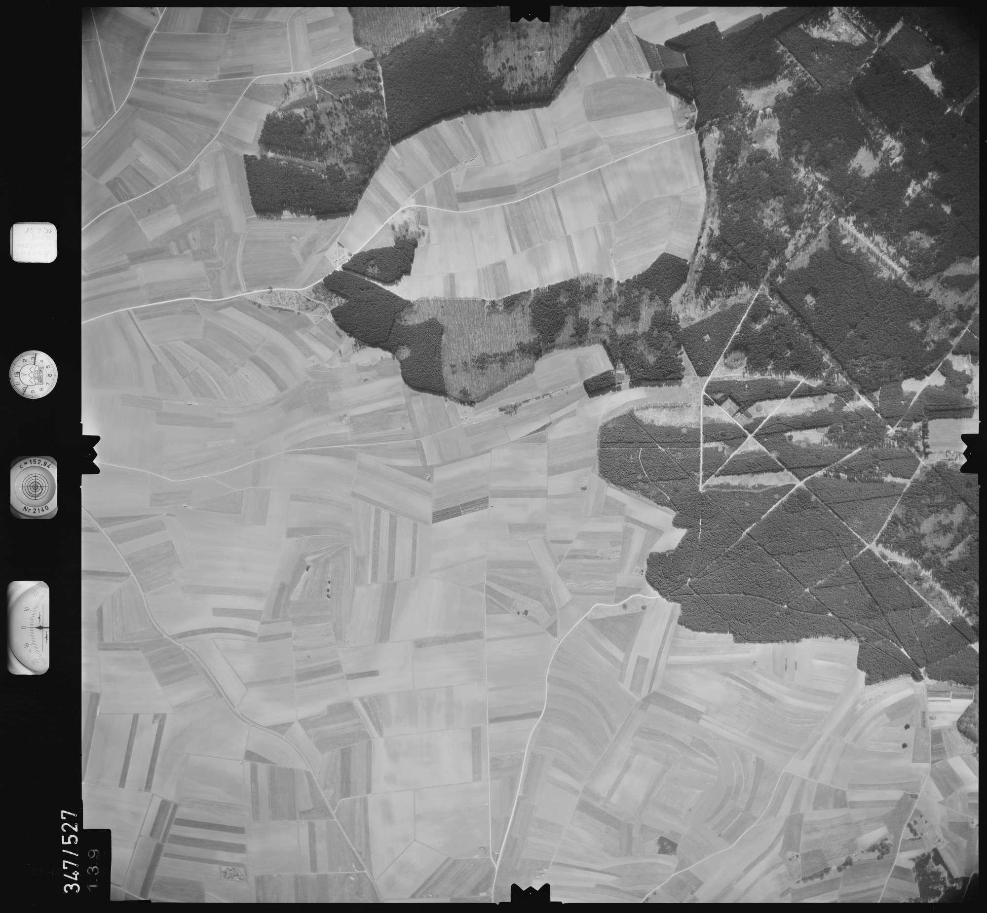 Luftbild: Film 45 Bildnr. 139, Bild 1